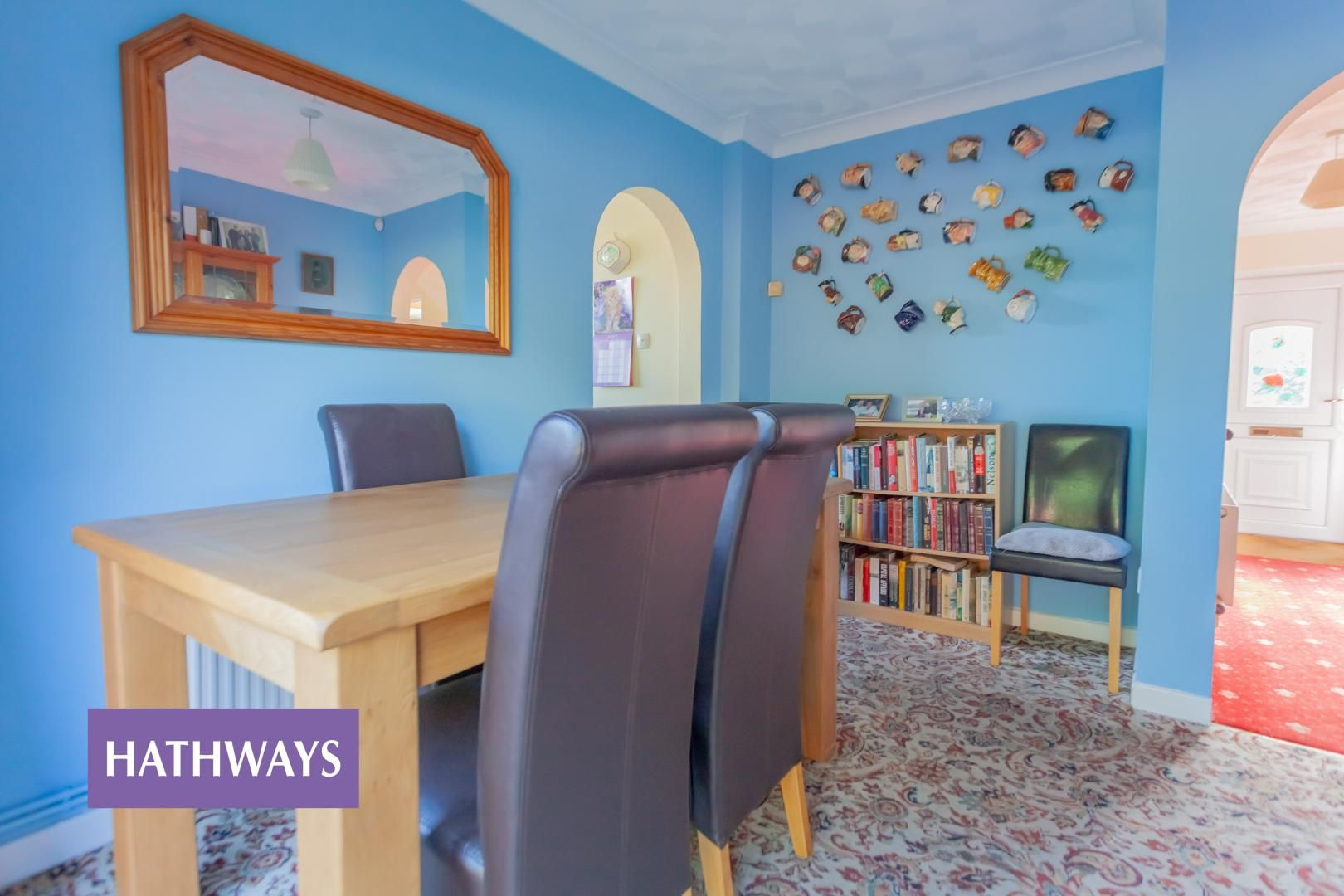 4 bed bungalow for sale in St. Dials Road 15