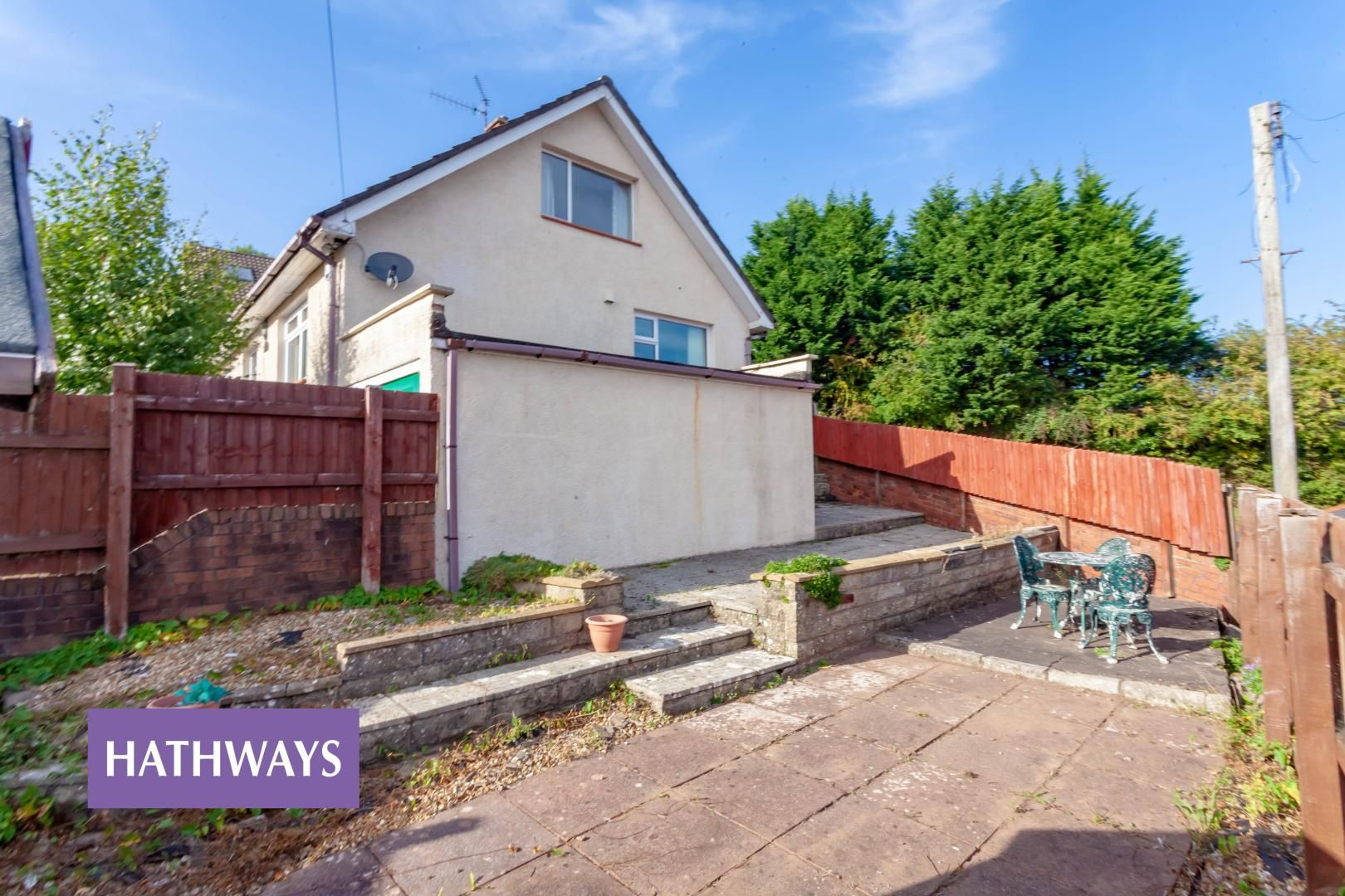 4 bed bungalow for sale in St. Dials Road 43