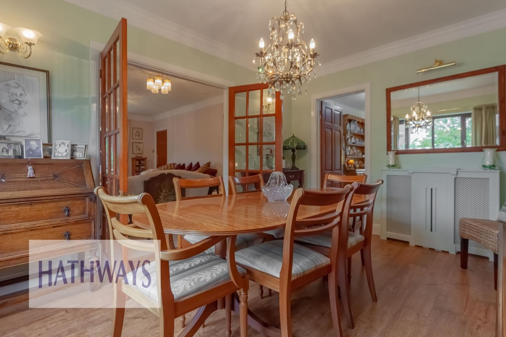 4 bed house for sale in The Chase Ton Road  - Property Image 11