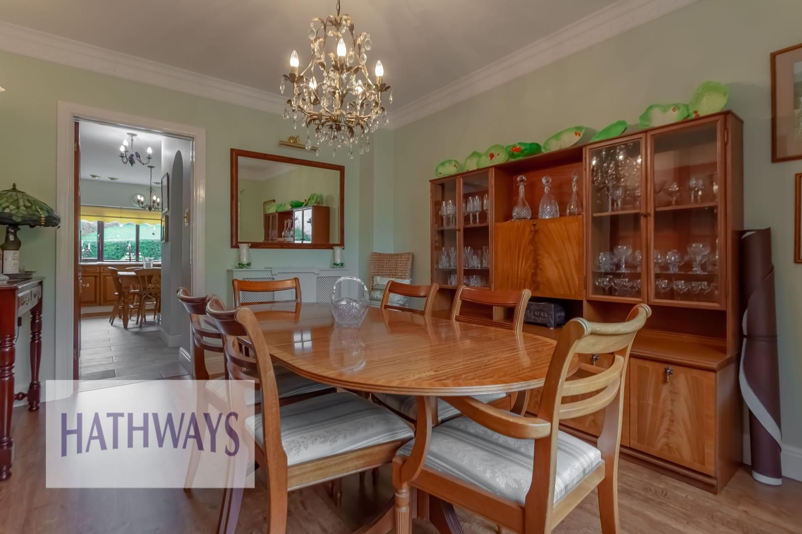 4 bed house for sale in The Chase Ton Road  - Property Image 12