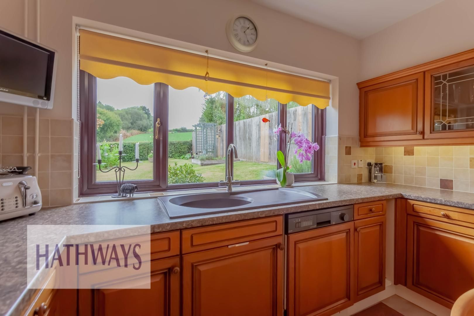 4 bed house for sale in The Chase Ton Road  - Property Image 19