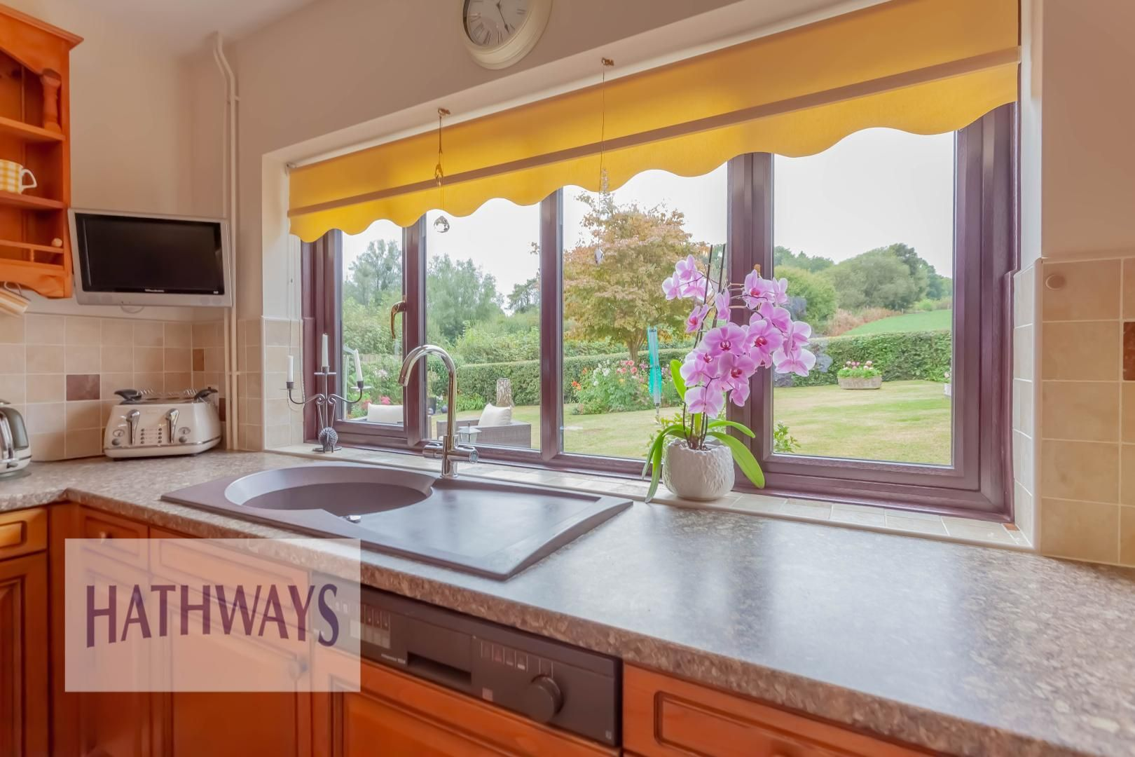 4 bed house for sale in The Chase Ton Road 20