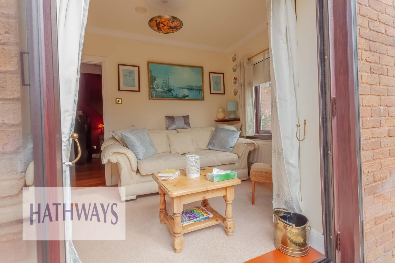 4 bed house for sale in The Chase Ton Road  - Property Image 28