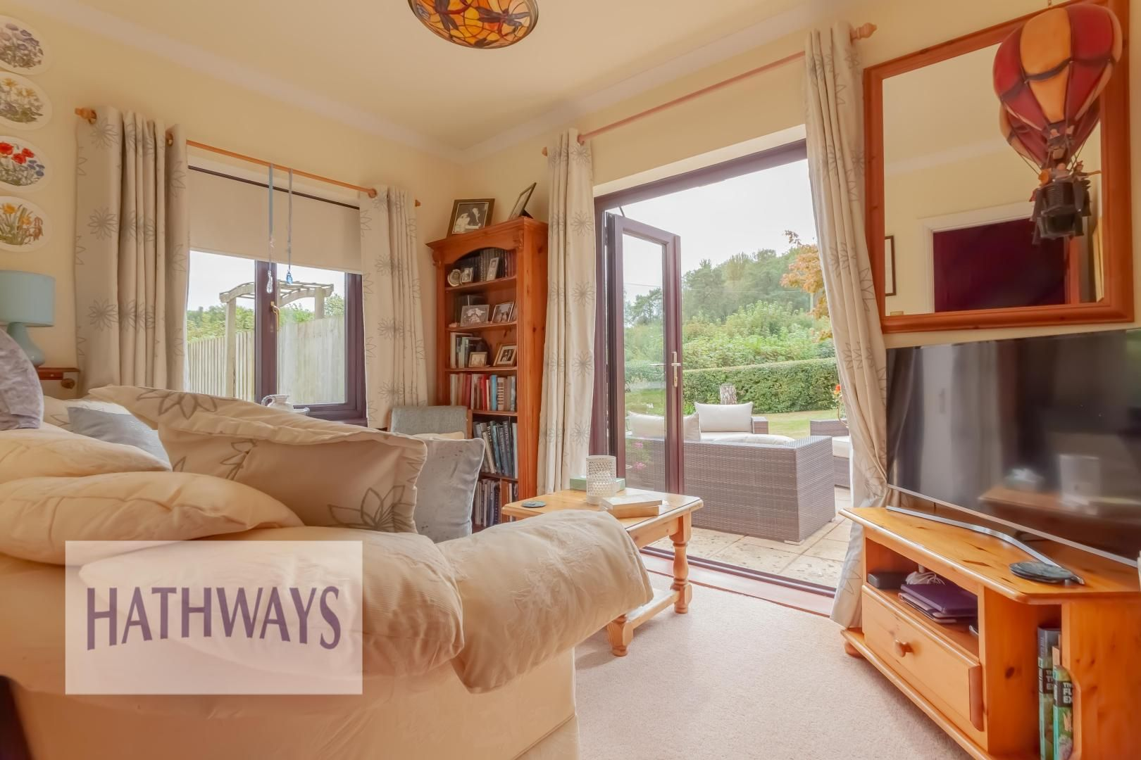 4 bed house for sale in The Chase Ton Road  - Property Image 29