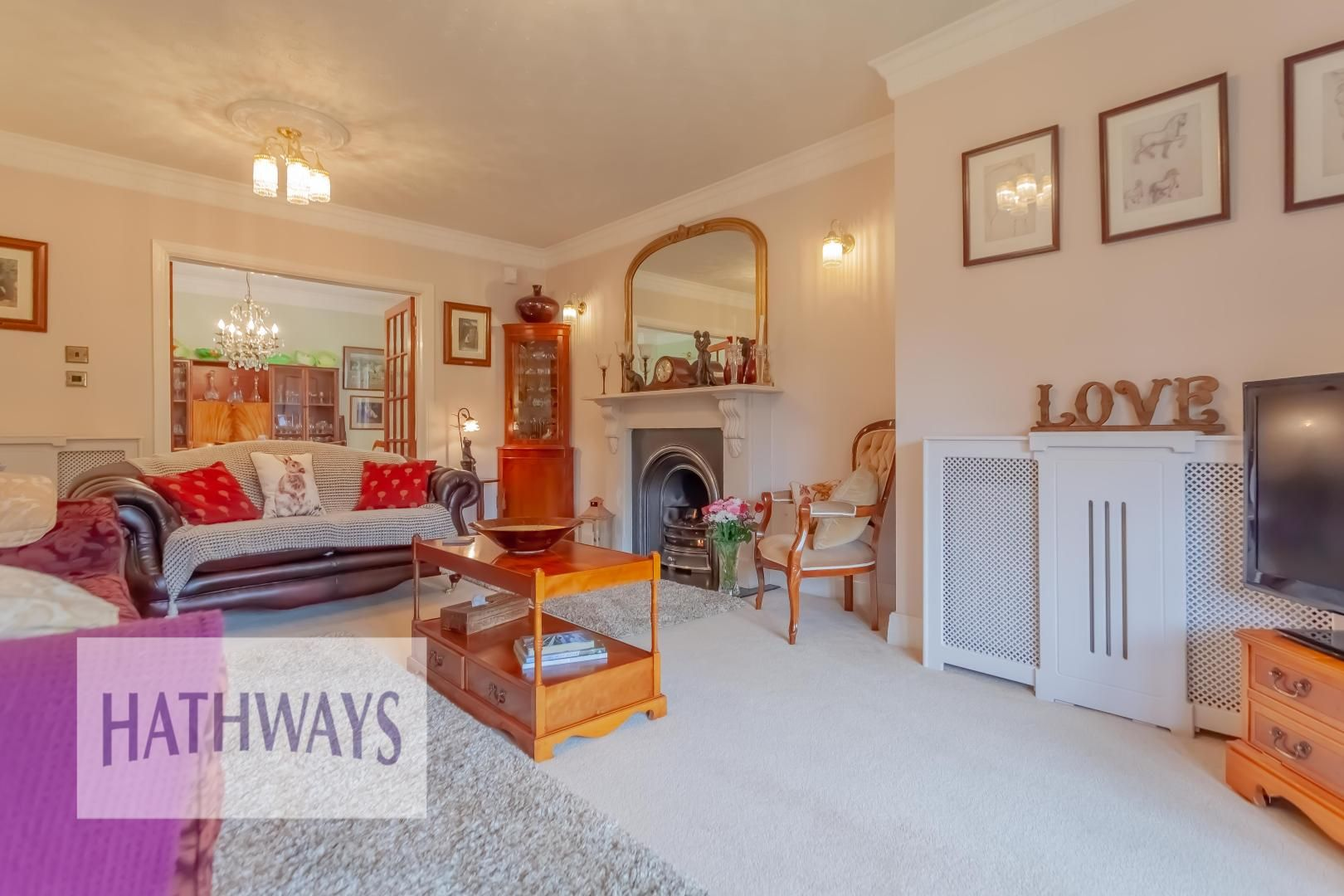 4 bed house for sale in The Chase Ton Road  - Property Image 4