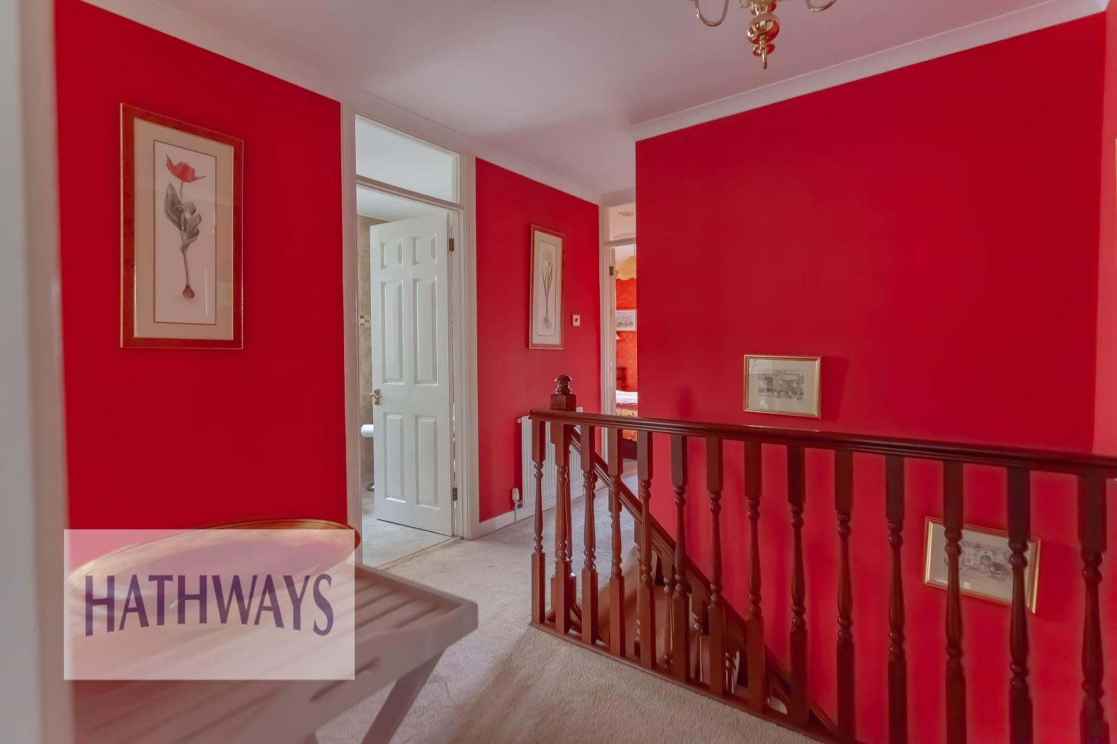 4 bed house for sale in The Chase Ton Road  - Property Image 31