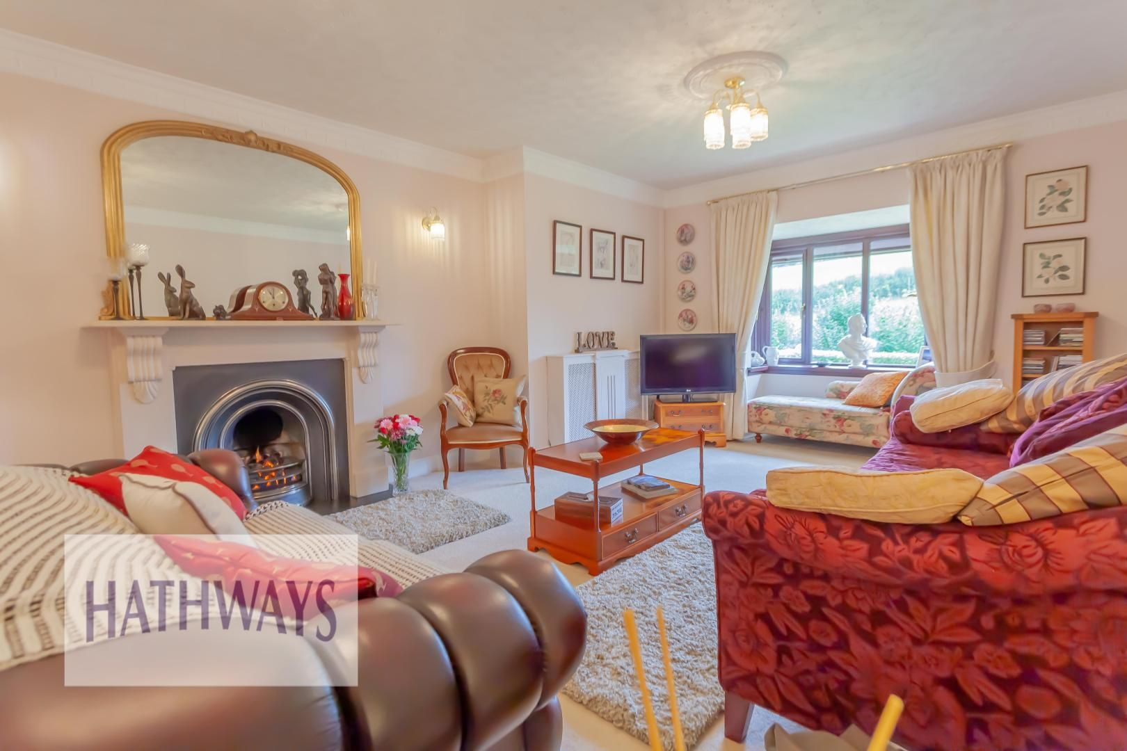 4 bed house for sale in The Chase Ton Road  - Property Image 5
