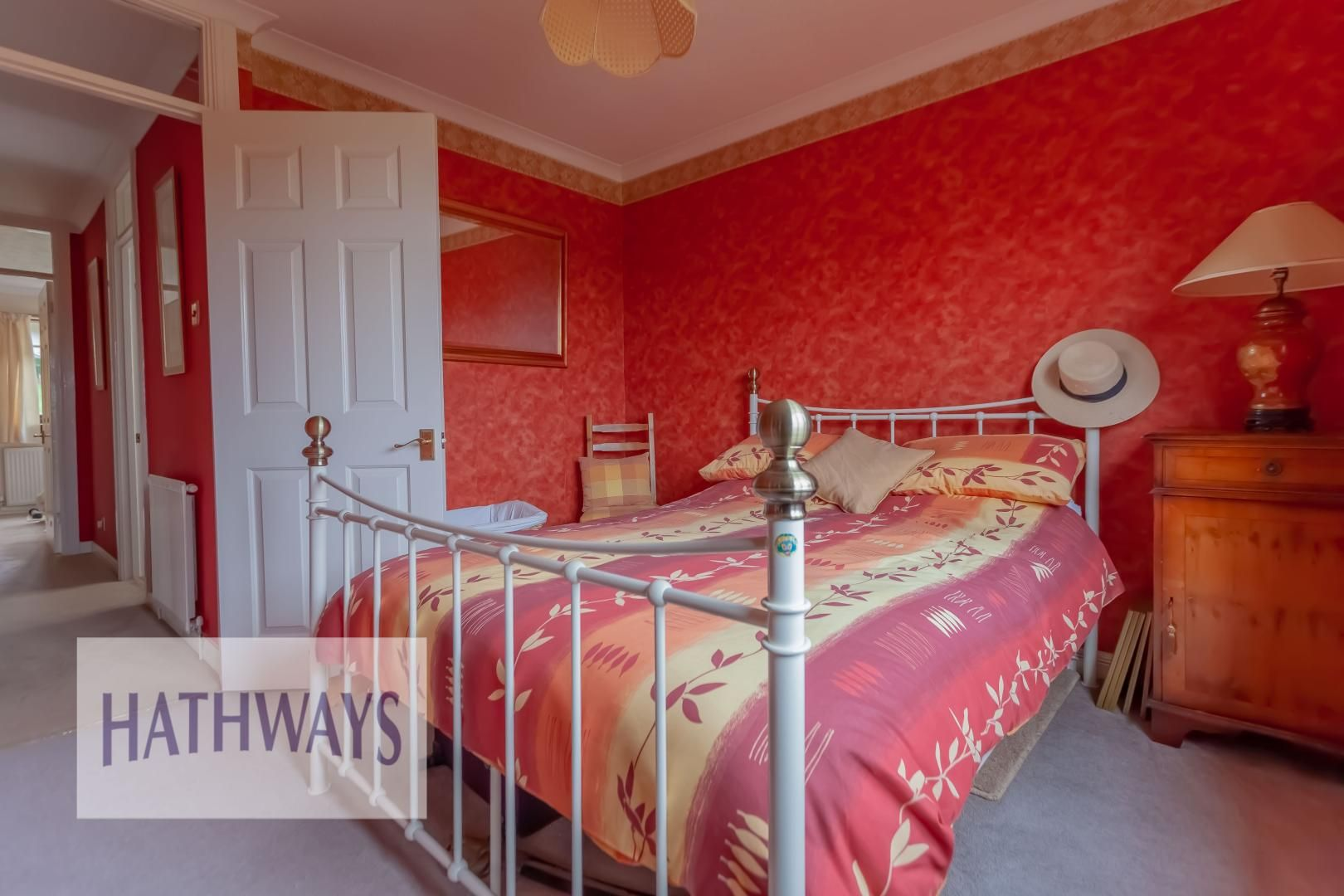 4 bed house for sale in The Chase Ton Road  - Property Image 43