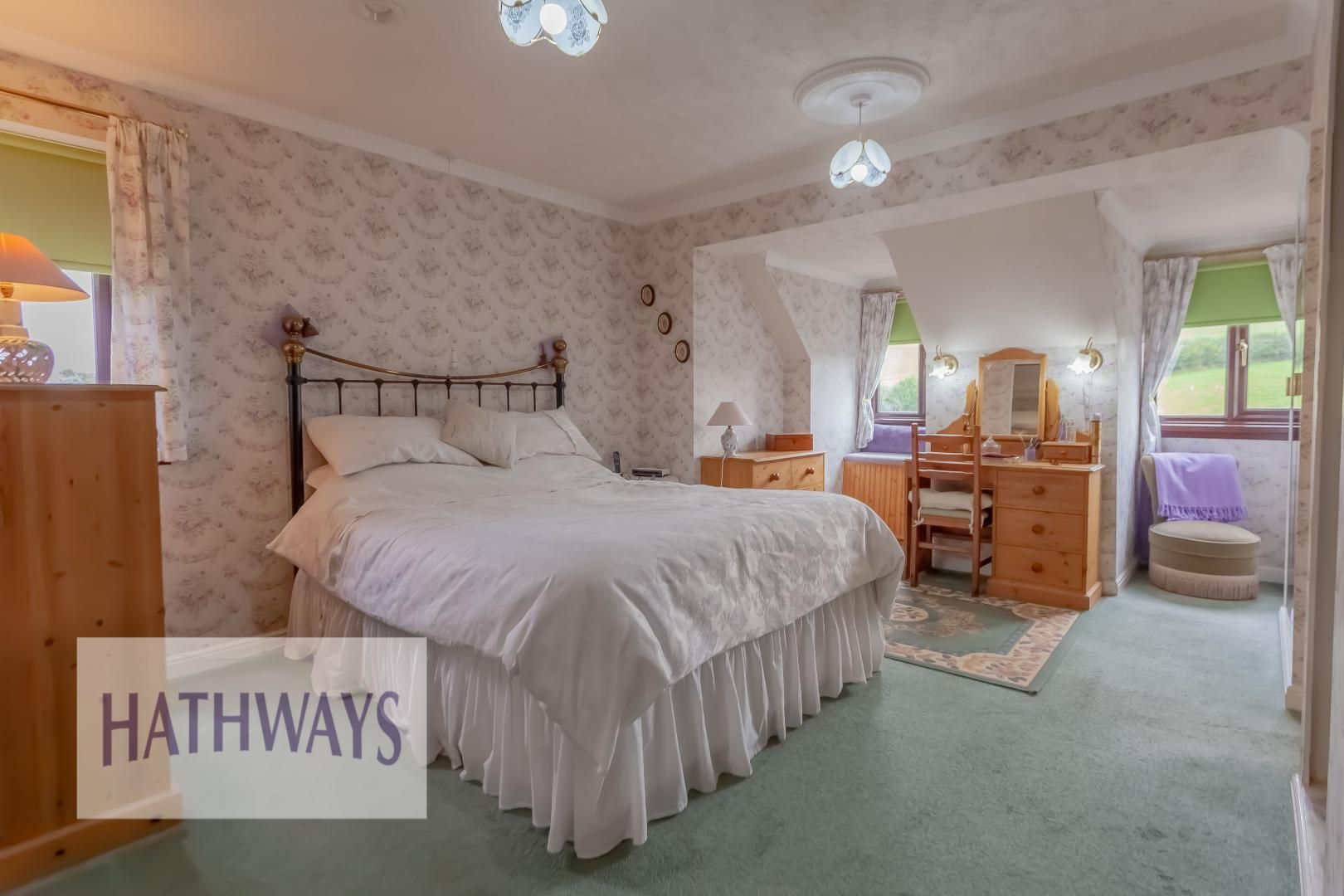 4 bed house for sale in The Chase Ton Road  - Property Image 46