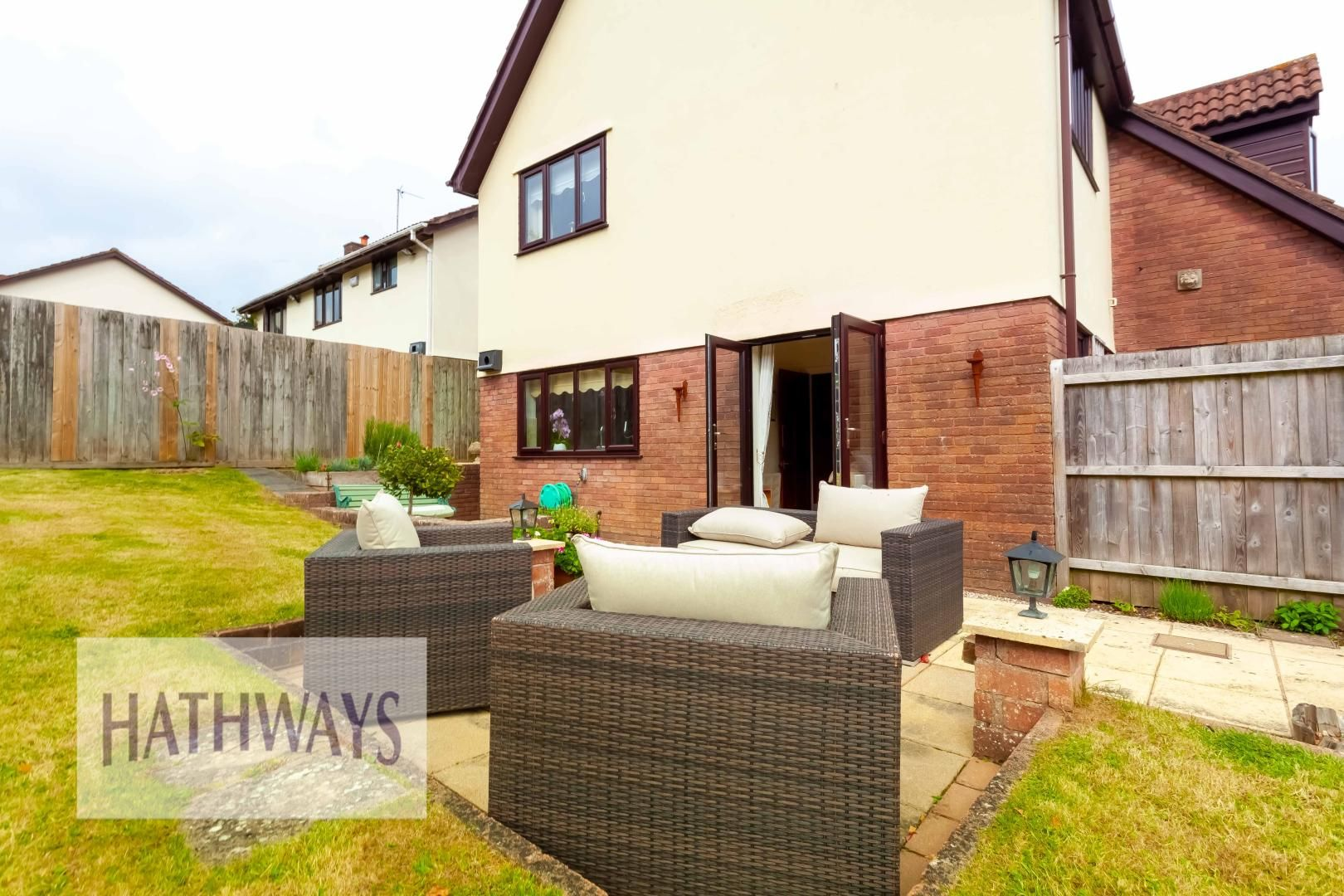 4 bed house for sale in The Chase Ton Road  - Property Image 55