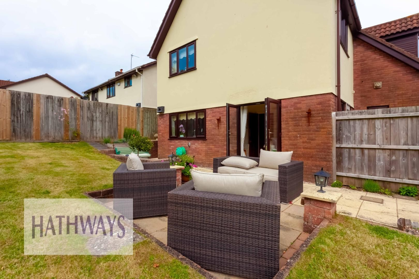 4 bed house for sale in The Chase Ton Road  - Property Image 56