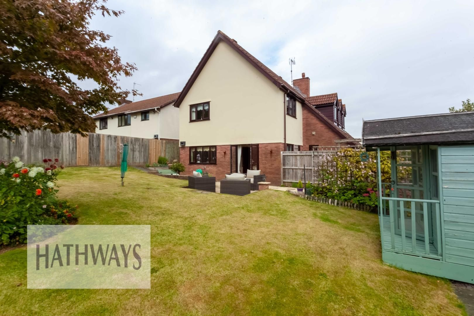 4 bed house for sale in The Chase Ton Road  - Property Image 57