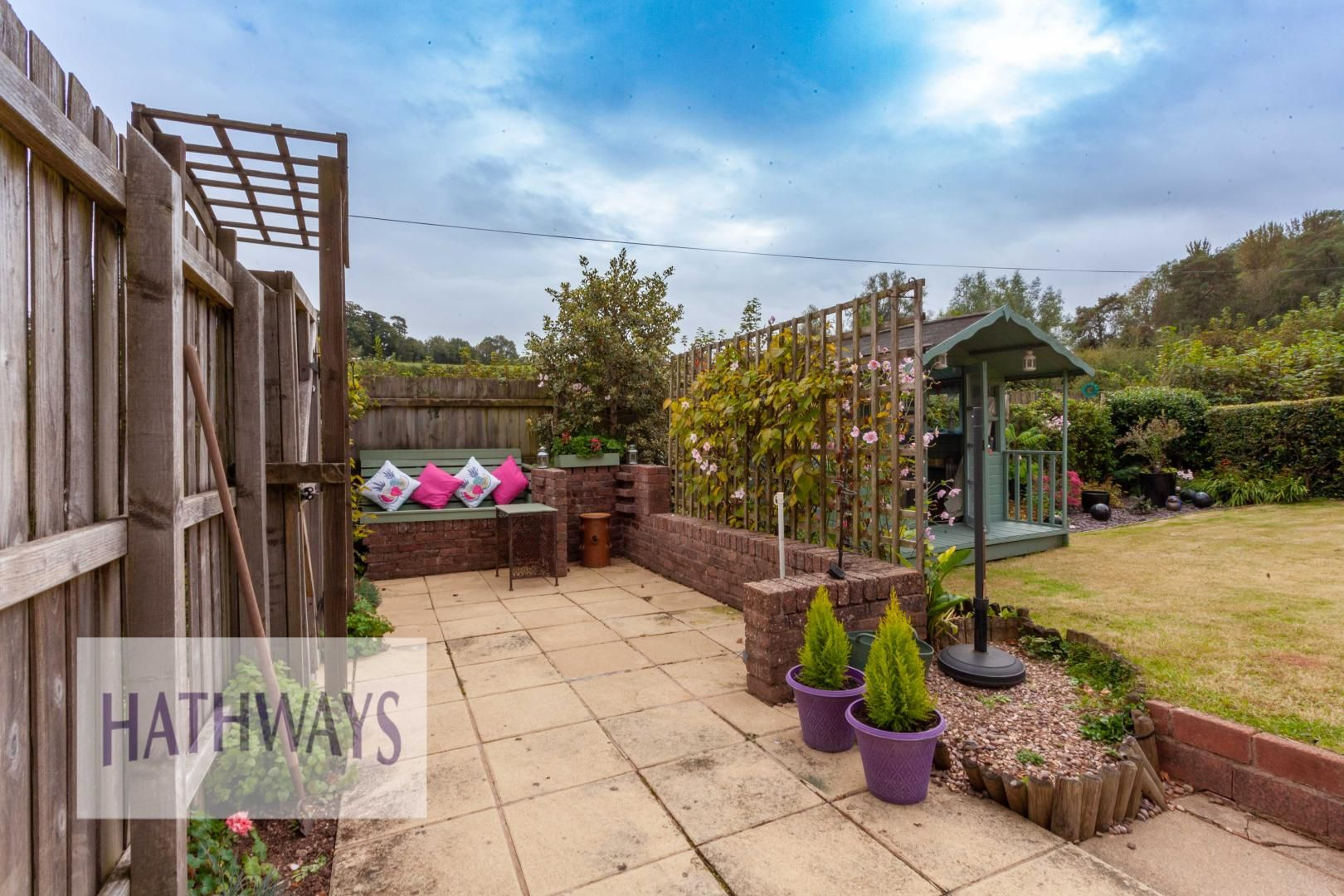4 bed house for sale in The Chase Ton Road  - Property Image 59