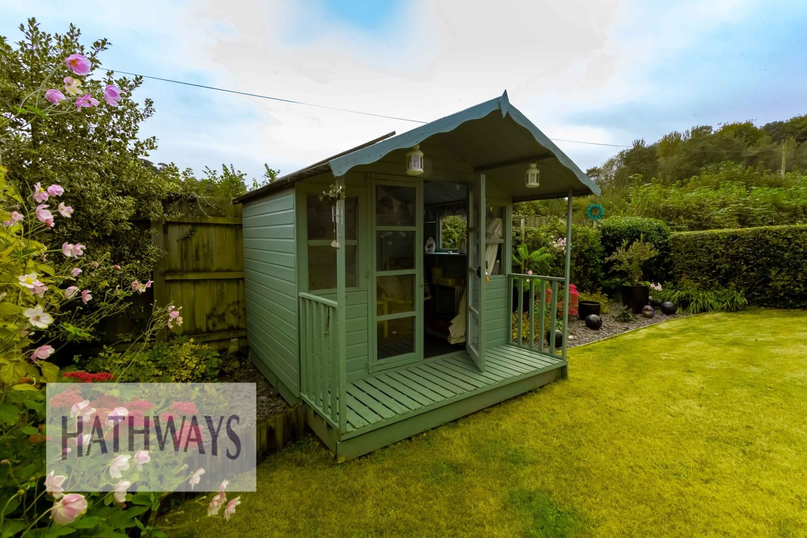 4 bed house for sale in The Chase Ton Road  - Property Image 60