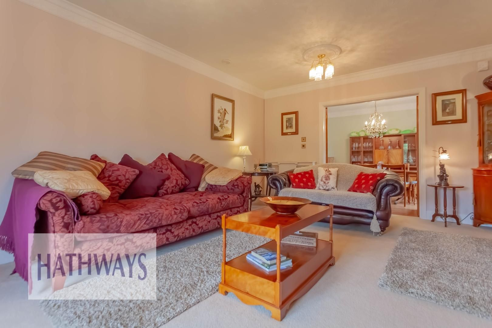 4 bed house for sale in The Chase Ton Road  - Property Image 8