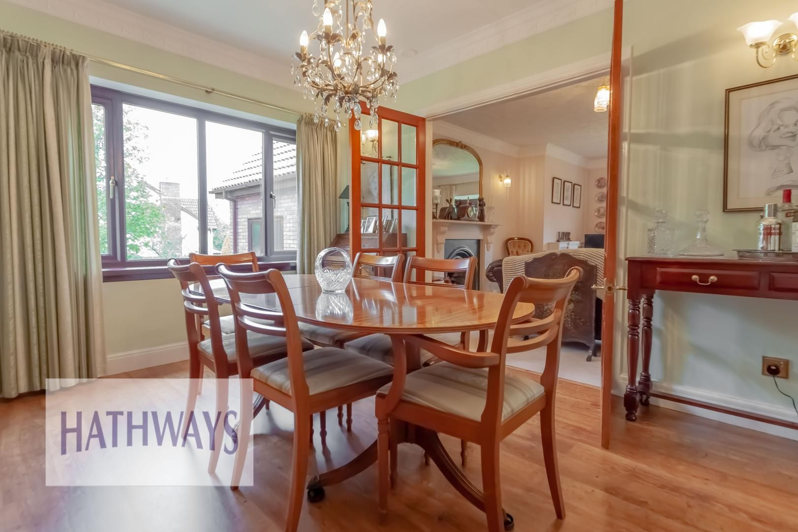 4 bed house for sale in The Chase Ton Road 9