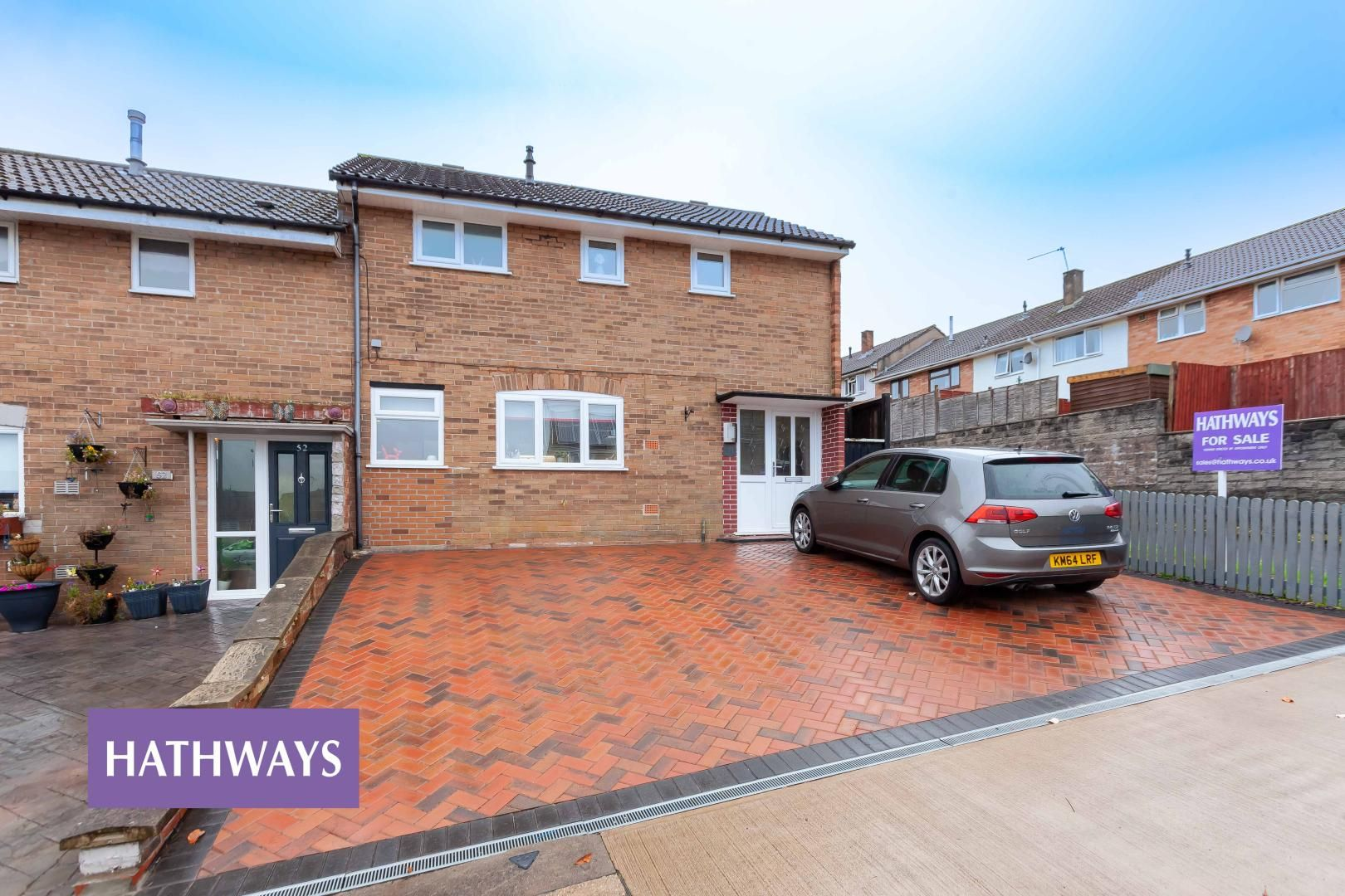 2 bed house for sale in Maendy Wood Rise, NP44
