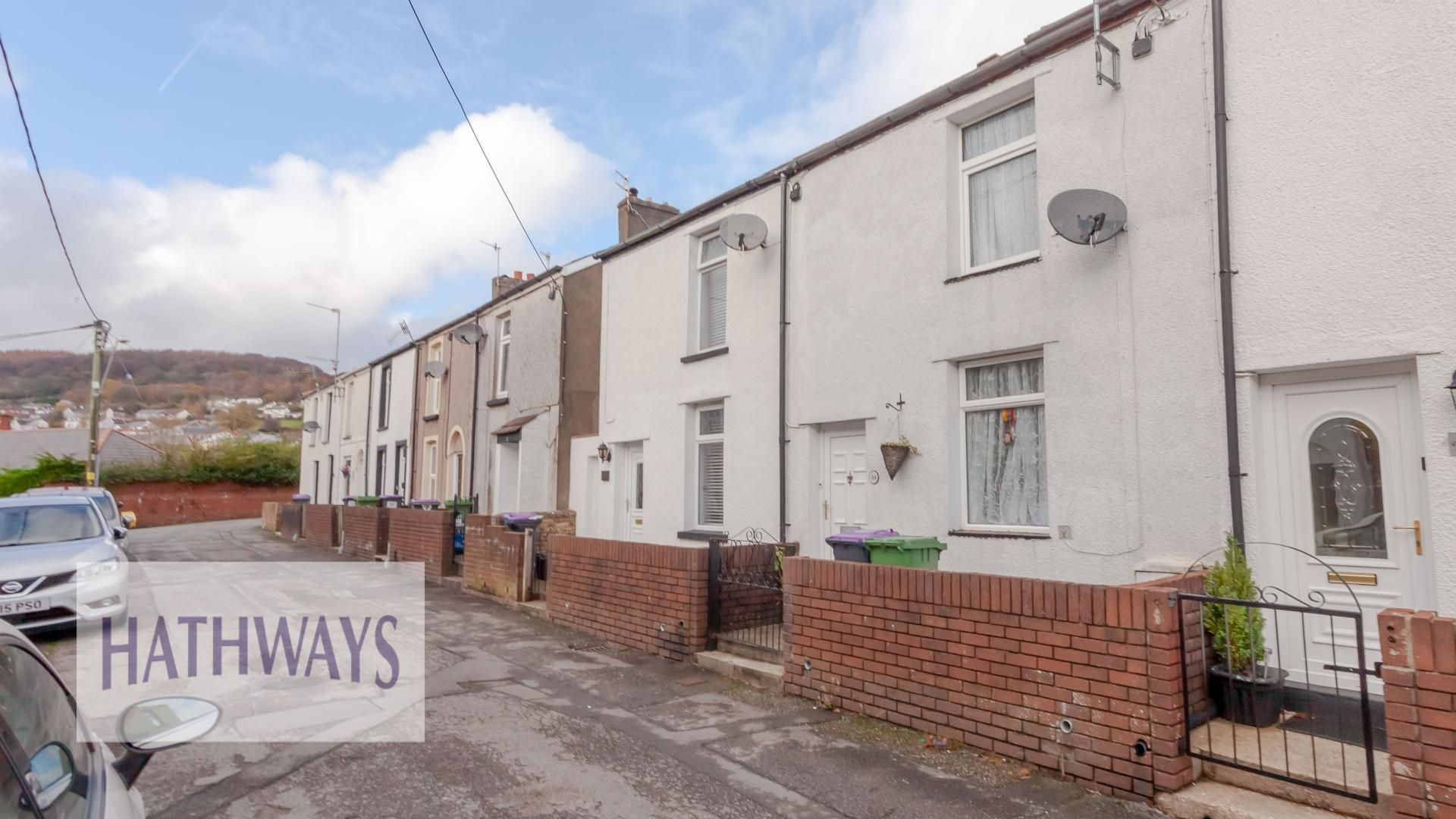 2 bed house for sale in Gwent Street, NP4