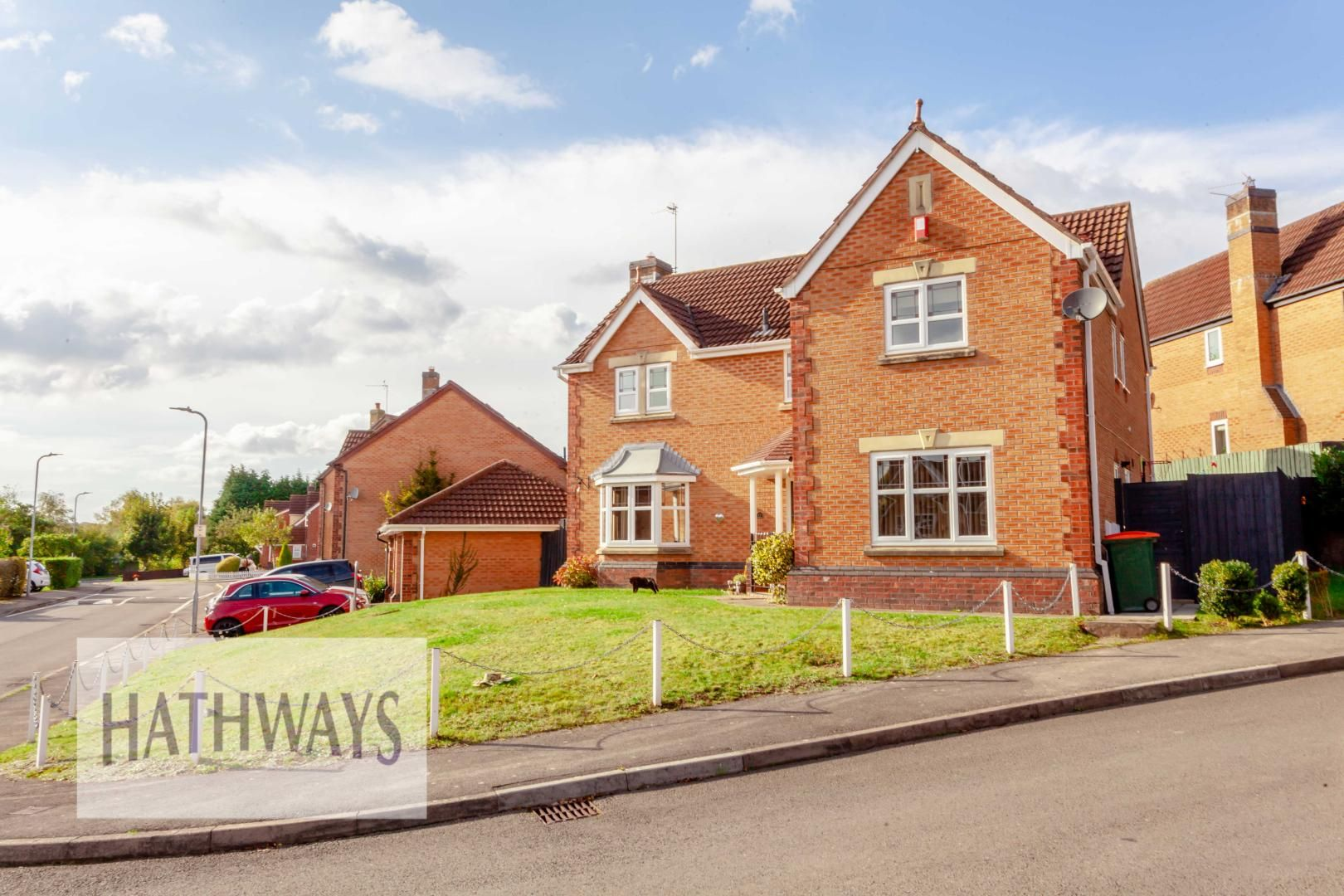 4 bed house for sale in Rosecroft Drive  - Property Image 1