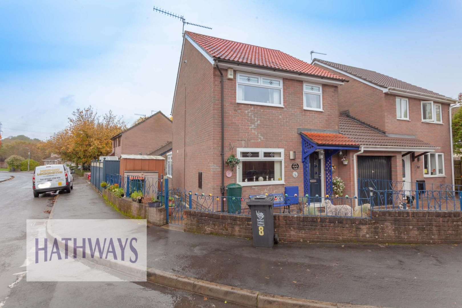 3 bed  for sale in Forge Close, NP18