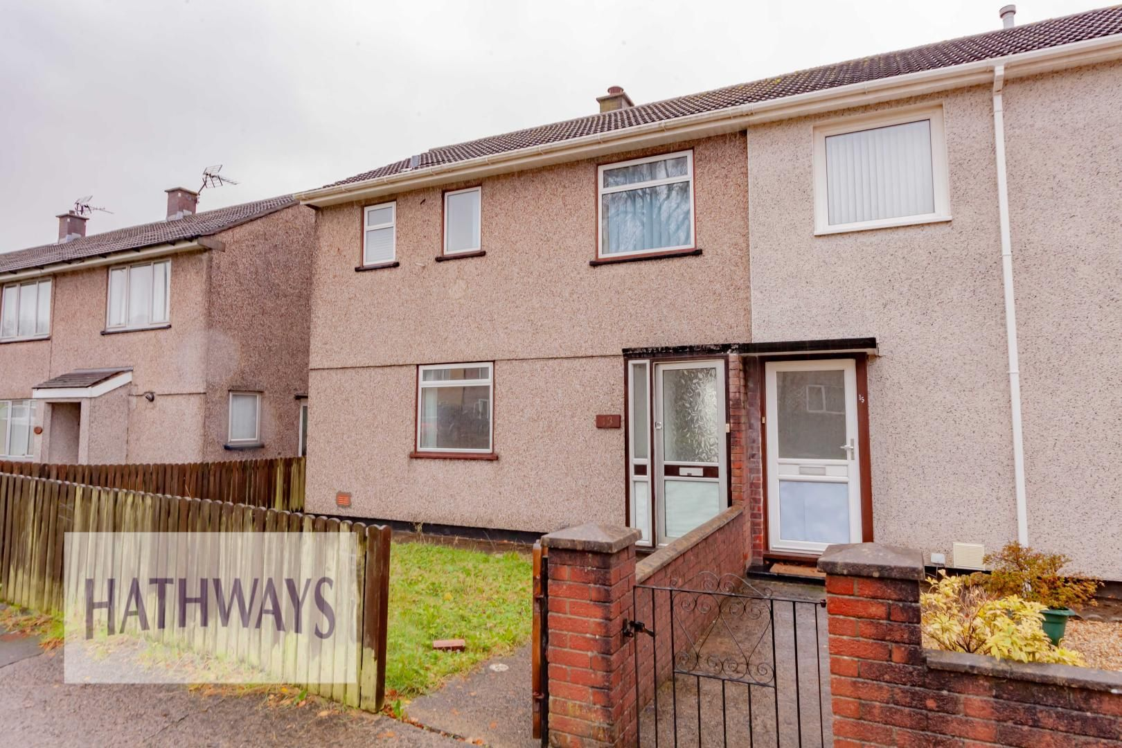 2 bed house for sale in Wordsworth Close, NP44