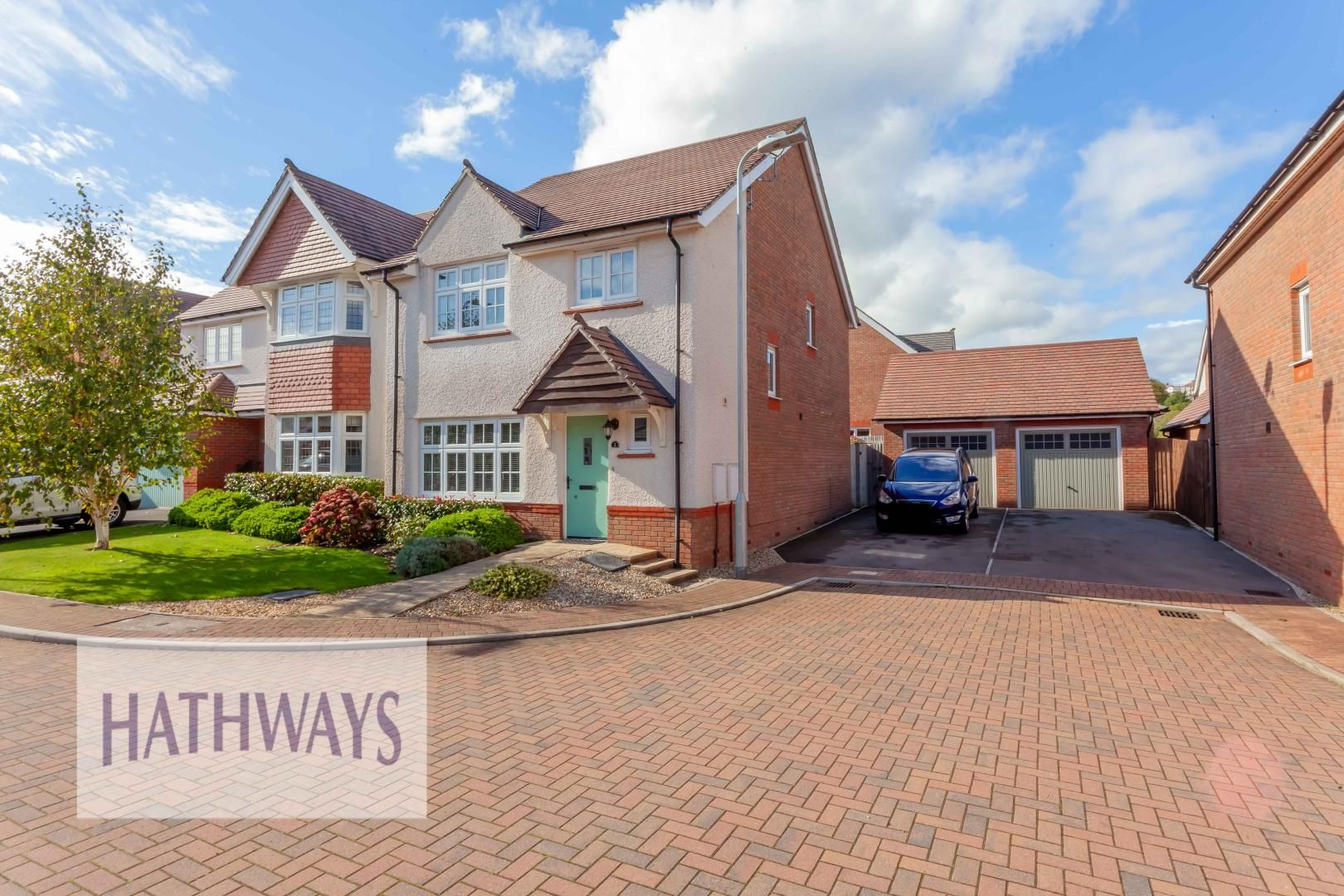 4 bed house for sale in Downton Hall Close, NP20