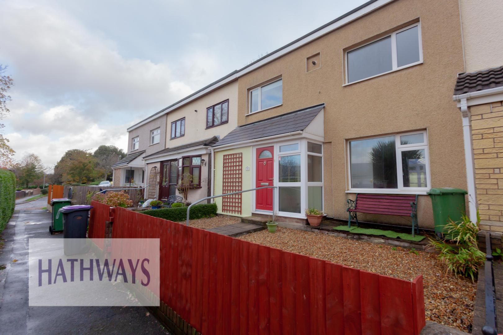 2 bed house for sale in Chepstow Rise, NP44