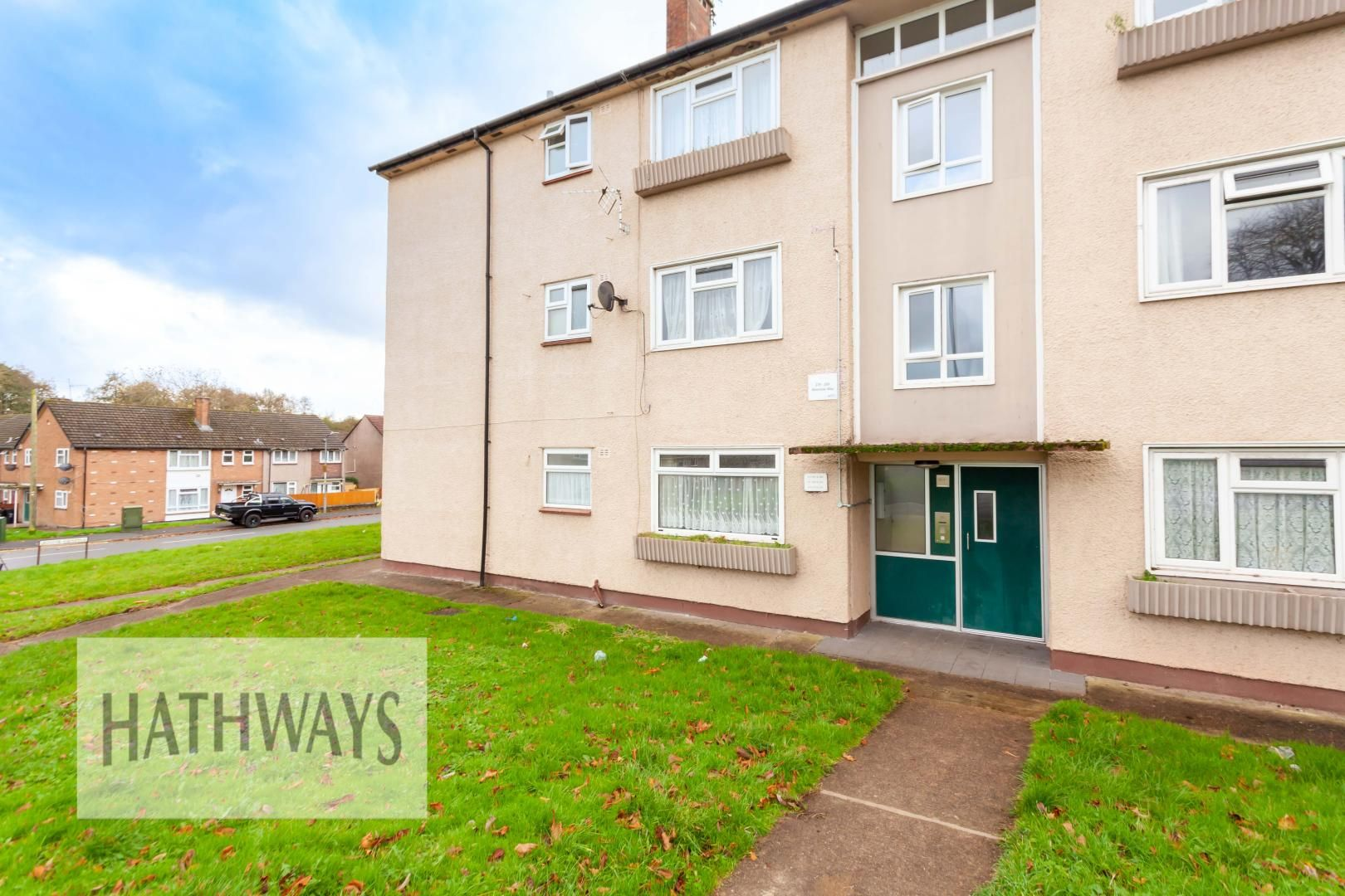 2 bed flat for sale in Monnow Way, NP20