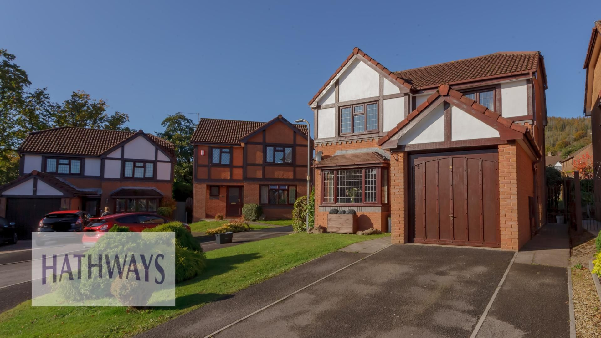 4 bed house for sale in Gelli Fawr Court, NP44