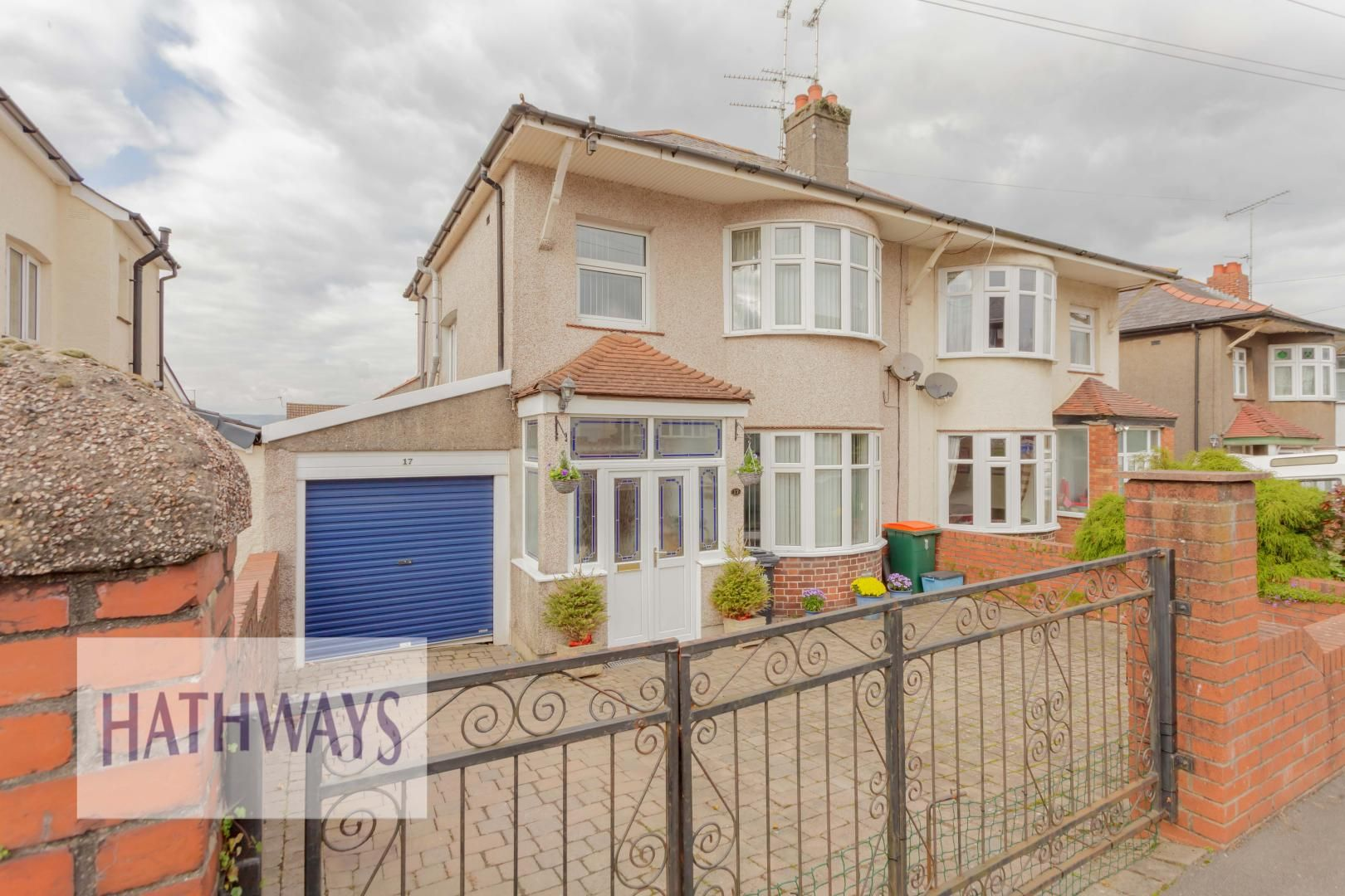3 bed house for sale in Firbank Avenue, NP19
