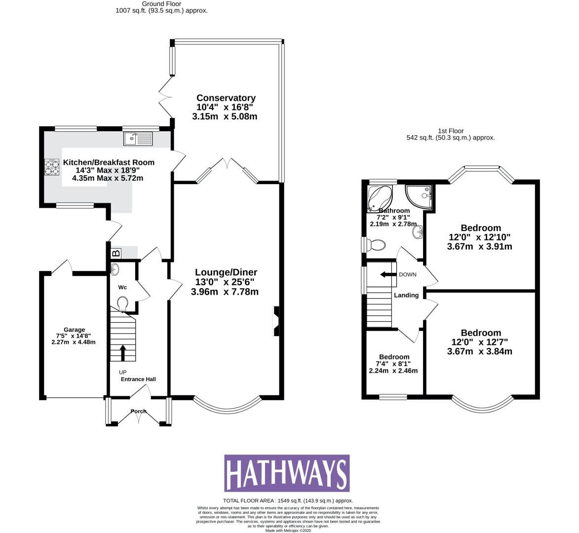 3 bed house for sale in Firbank Avenue 2