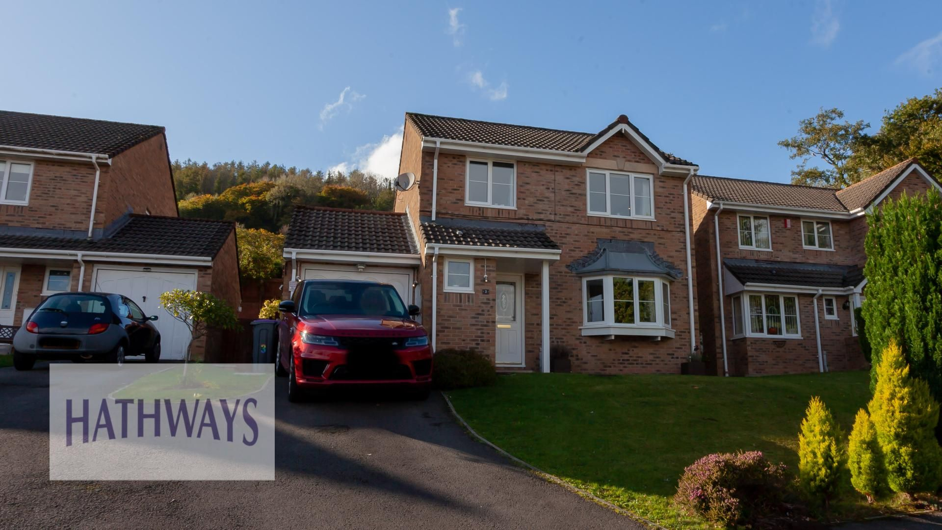 3 bed house for sale in Dorallt Close, NP44