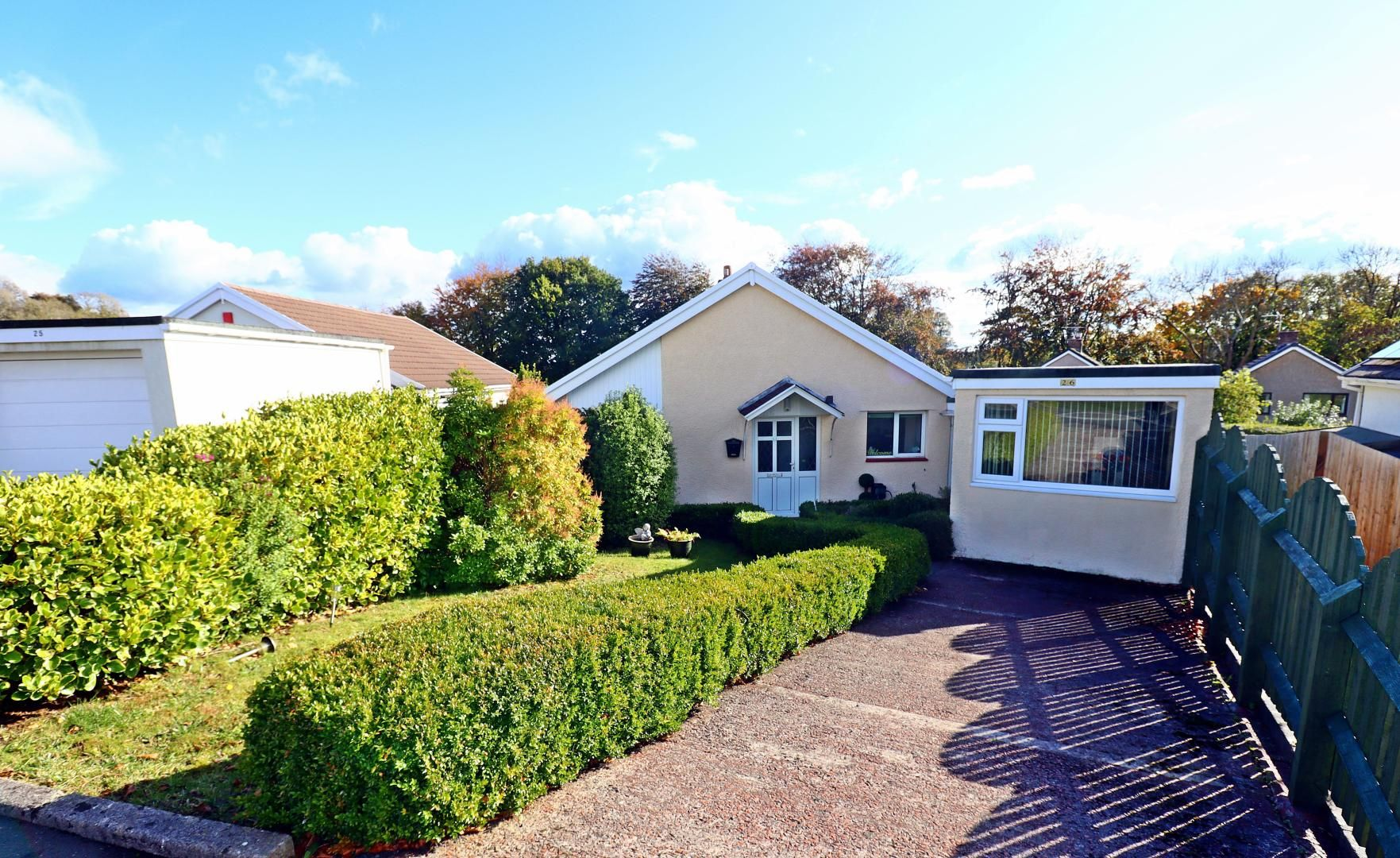 3 bed bungalow for sale in Manor Hill, CF72
