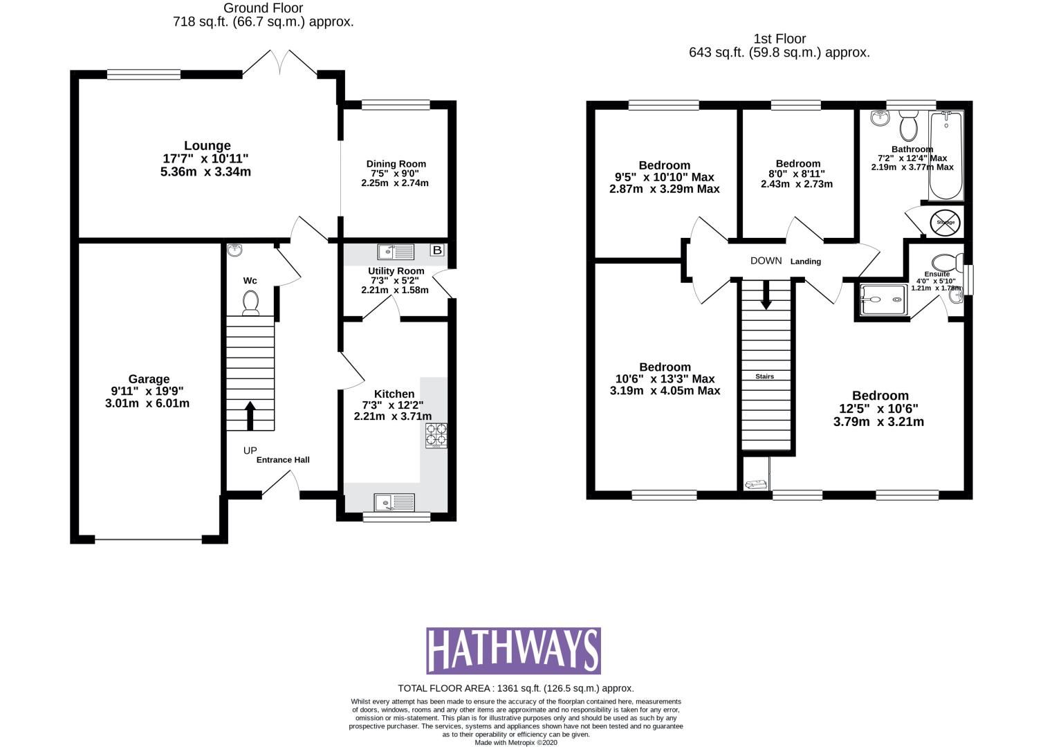 4 bed house for sale in Heol Y Groes 2