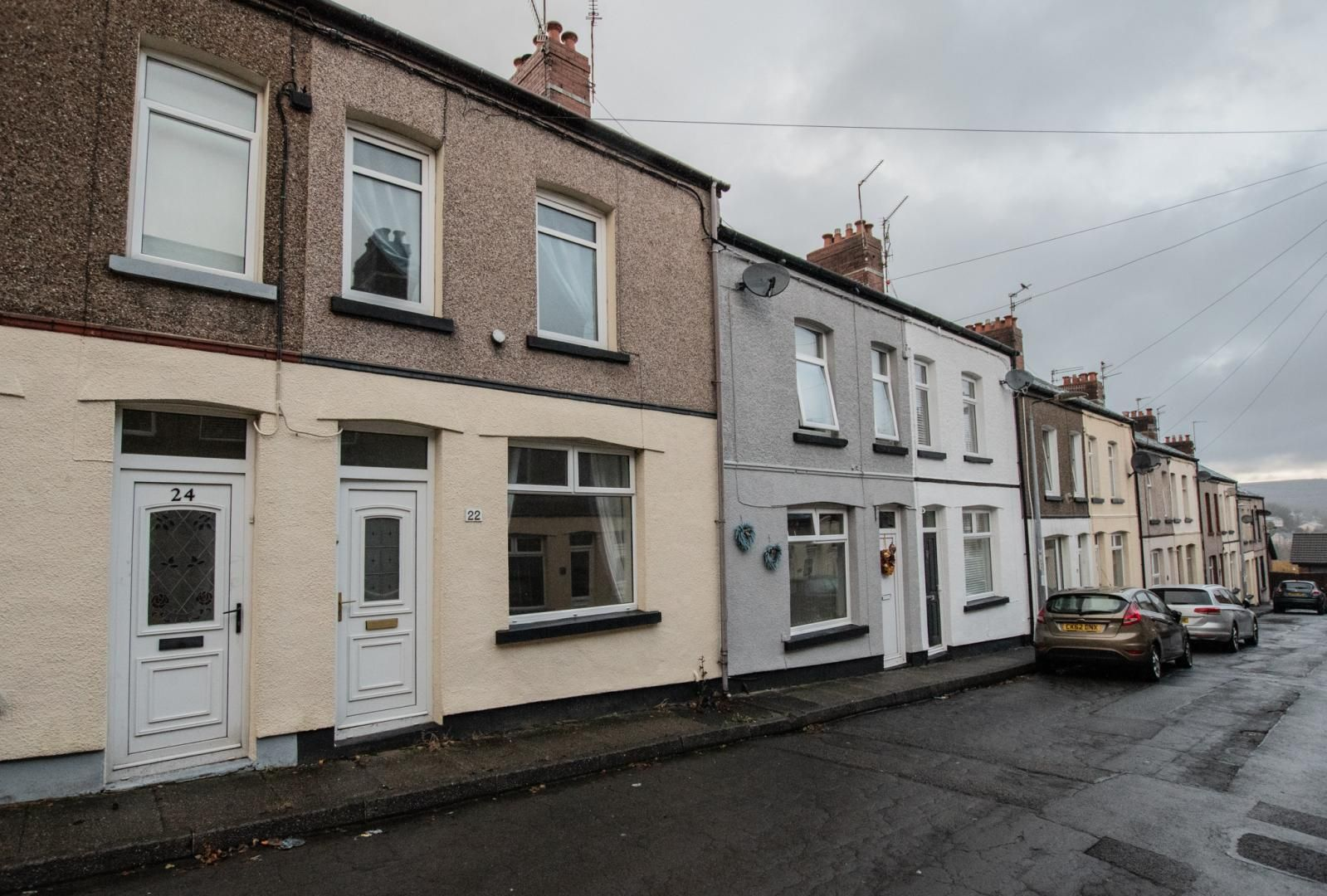 2 bed house to rent in Caradoc Street, NP4