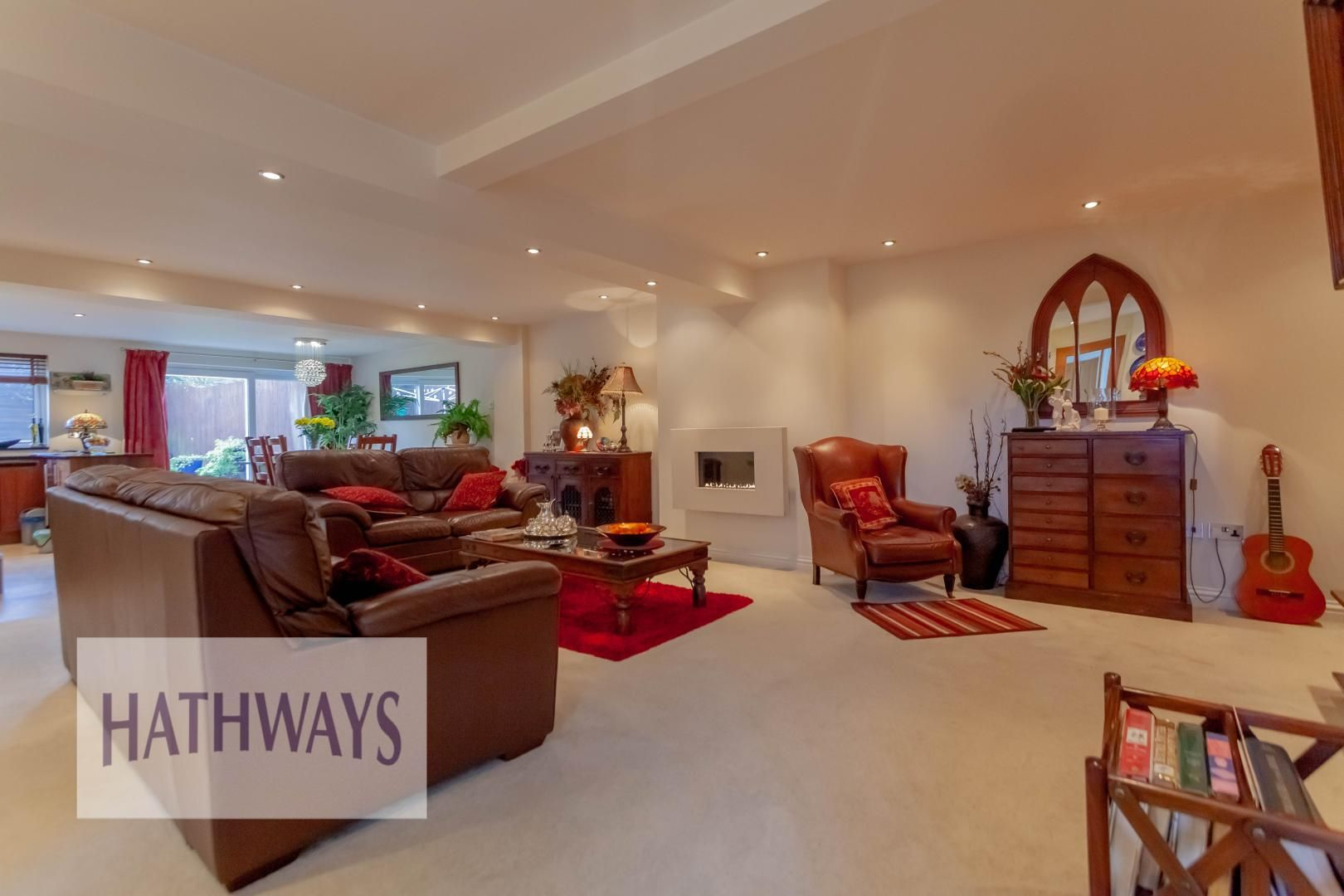 4 bed house for sale in Llanyravon Way 19