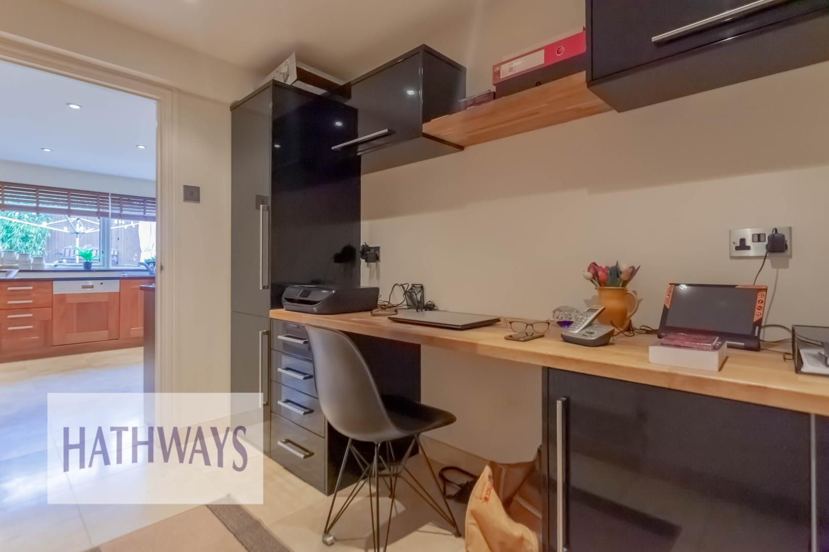 4 bed house for sale in Llanyravon Way  - Property Image 24