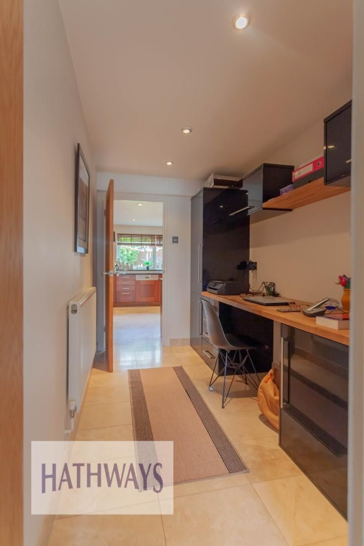 4 bed house for sale in Llanyravon Way  - Property Image 29