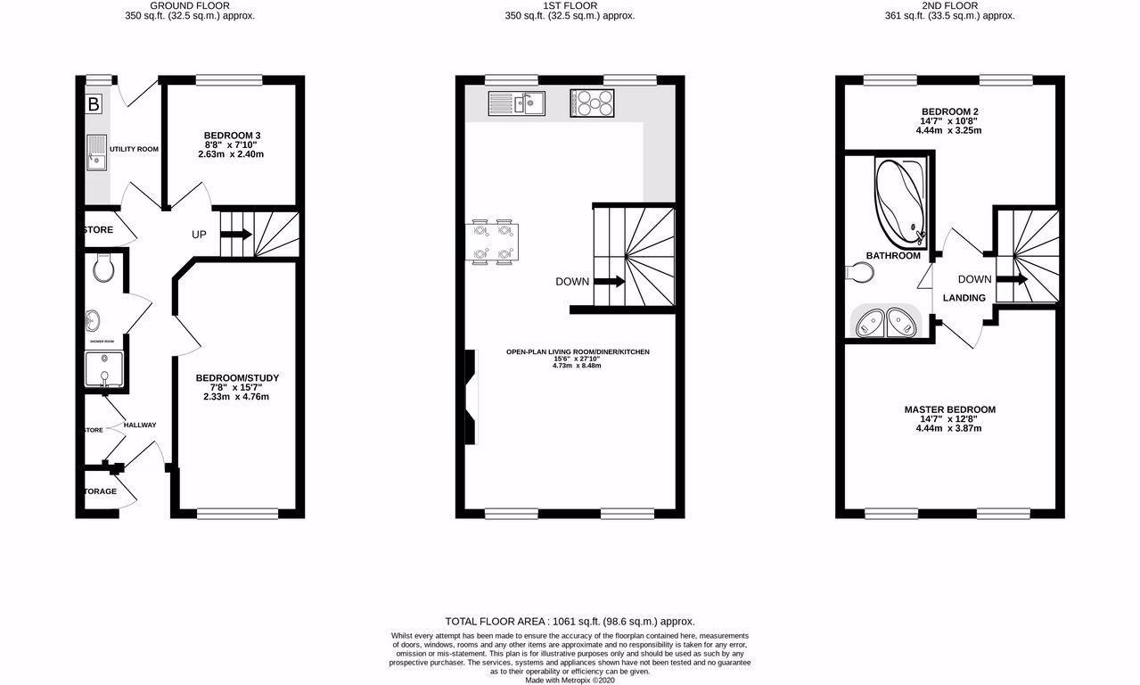 3 bed house for sale in Clos Springfield 2