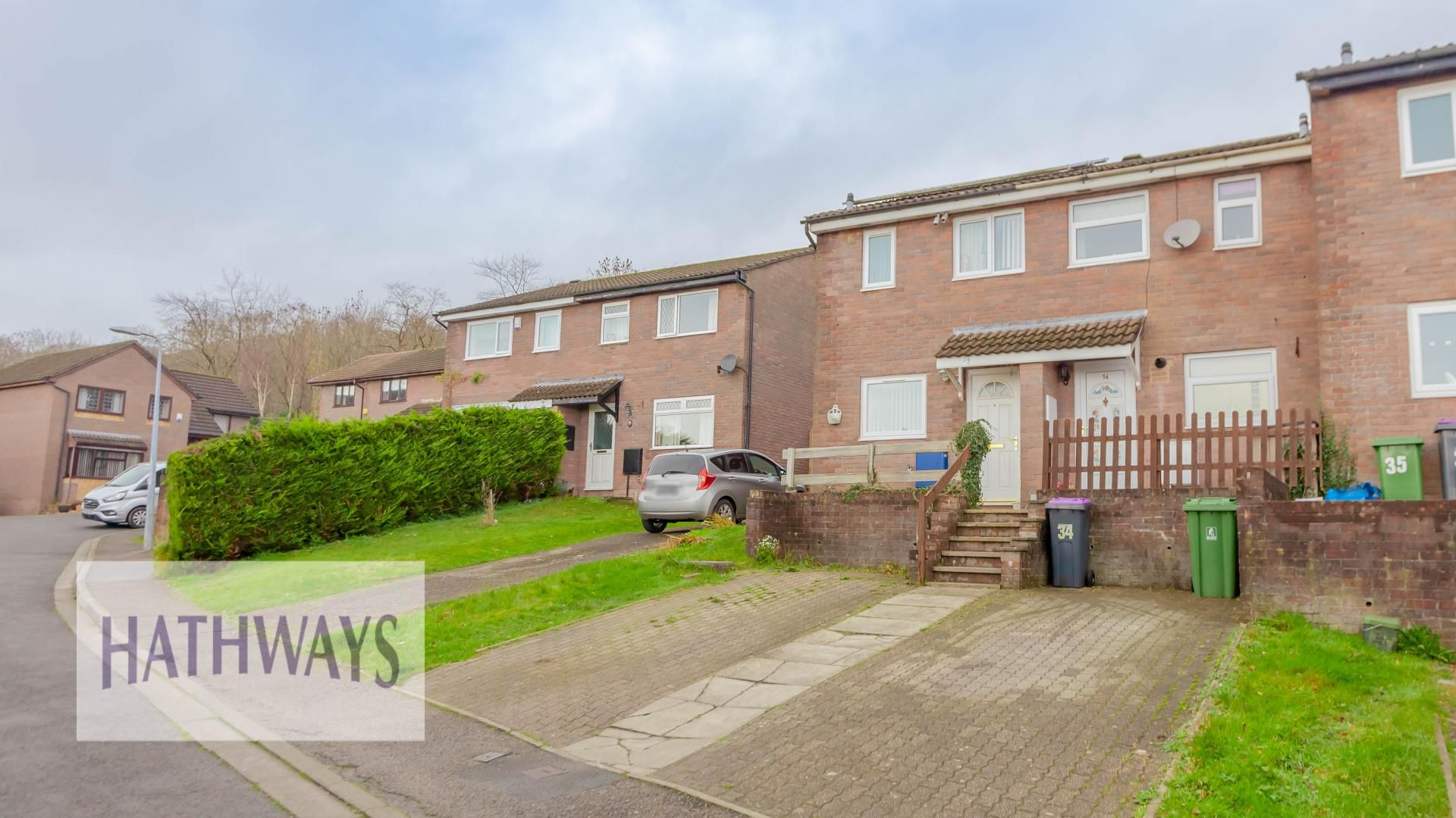 2 bed house for sale in Spring Grove, NP44