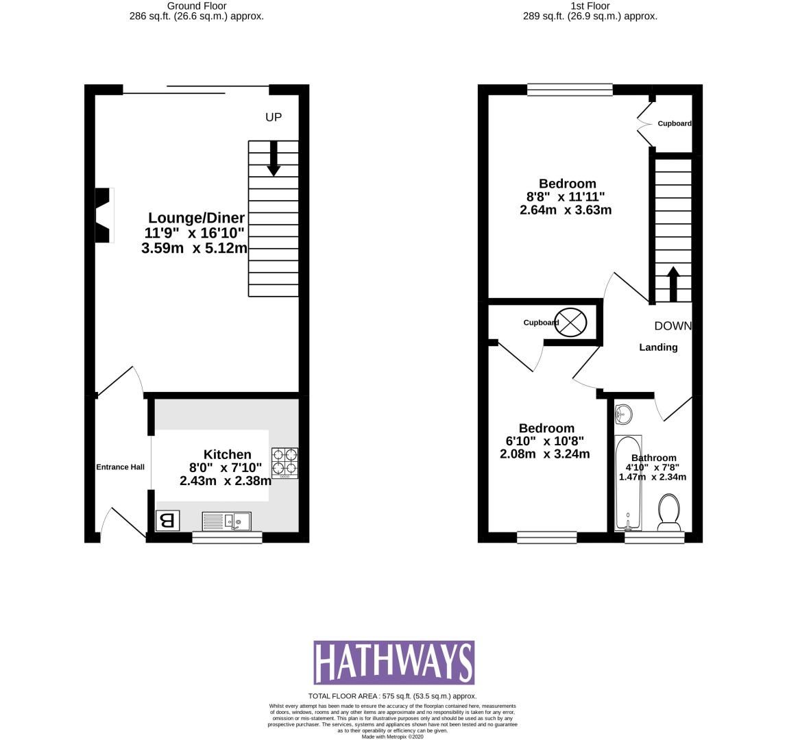 2 bed house for sale in Spring Grove  - Property Image 2