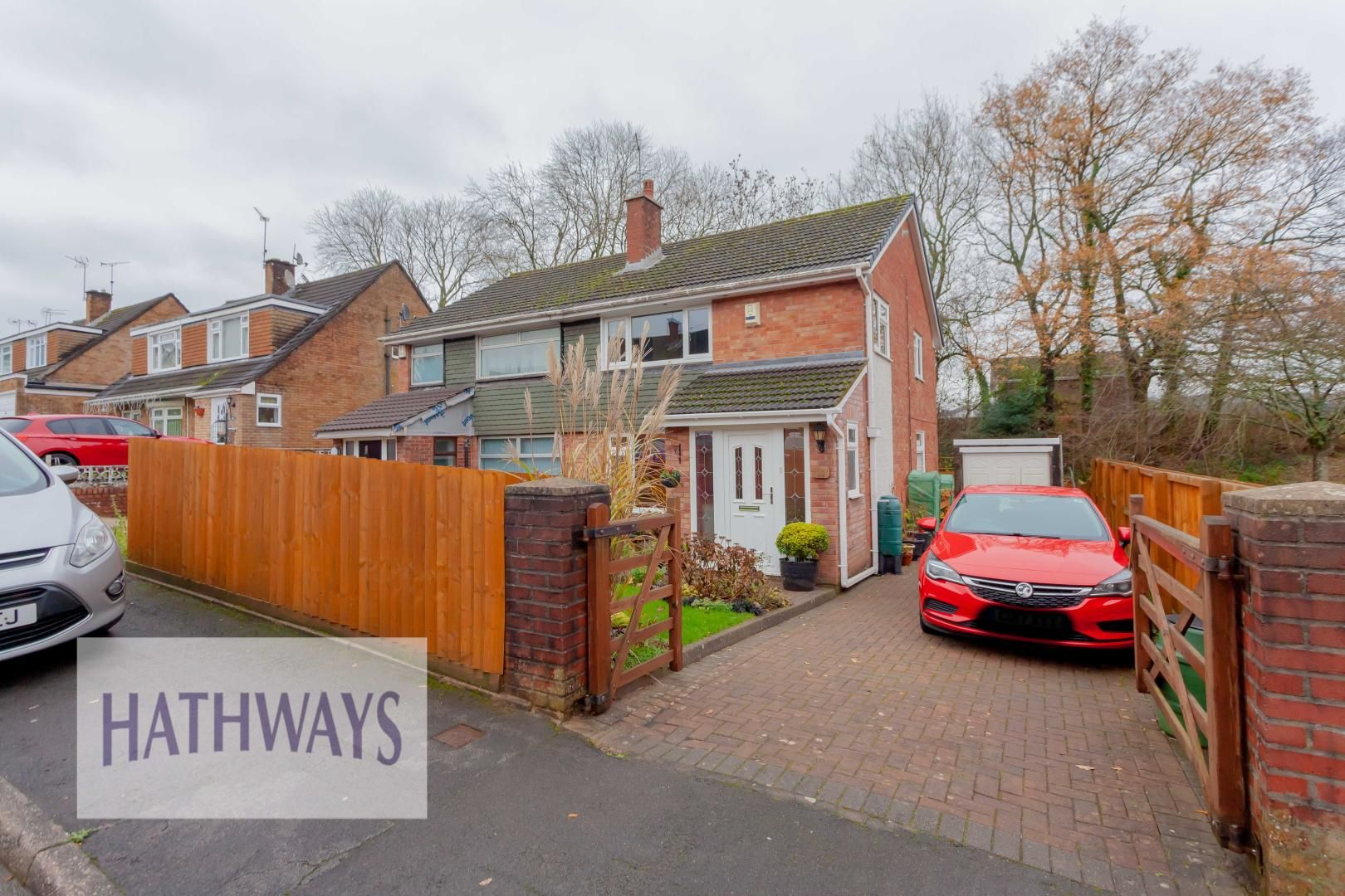 3 bed house for sale in Japonica Close, NP20