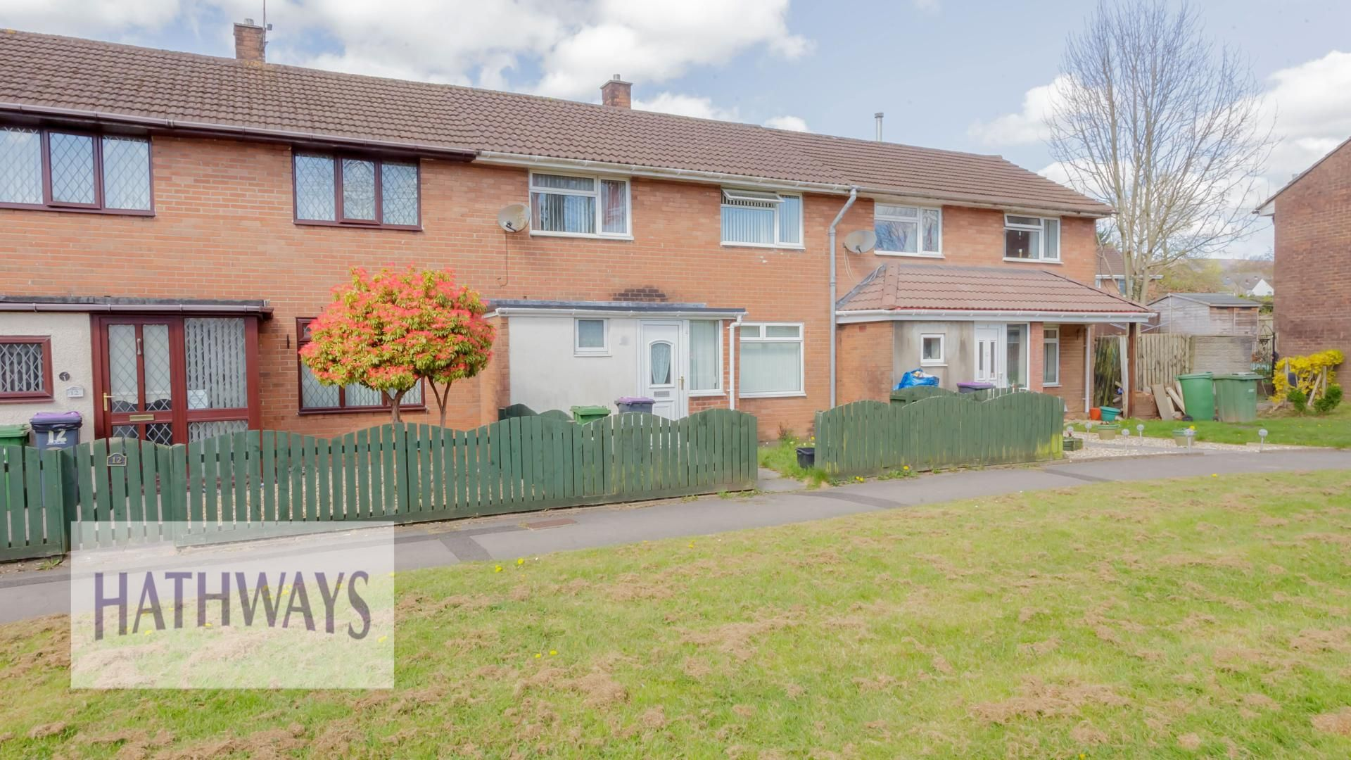 2 bed house for sale in Green Acre, NP44