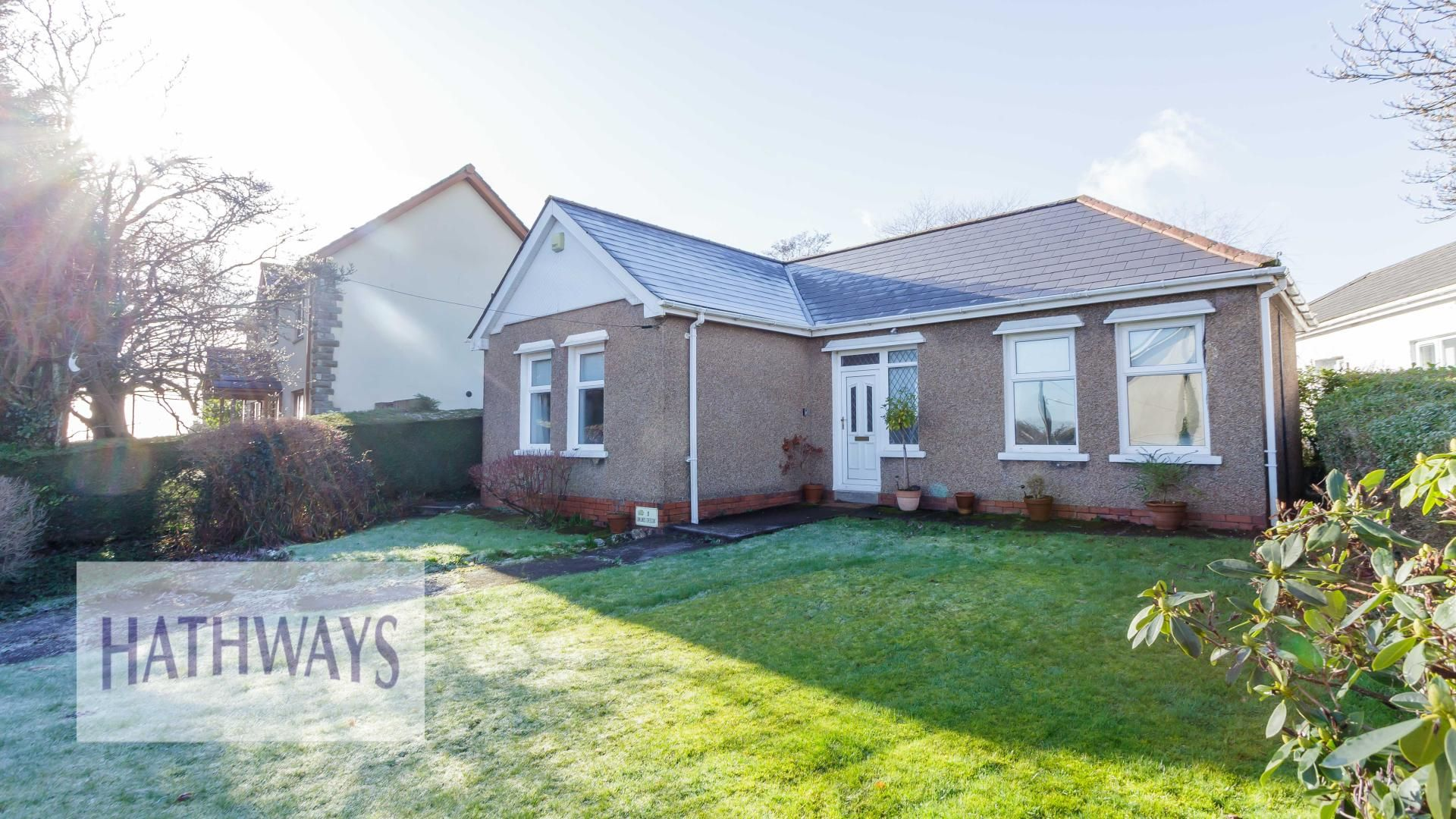 3 bed bungalow for sale in Lowlands Crescent, NP44
