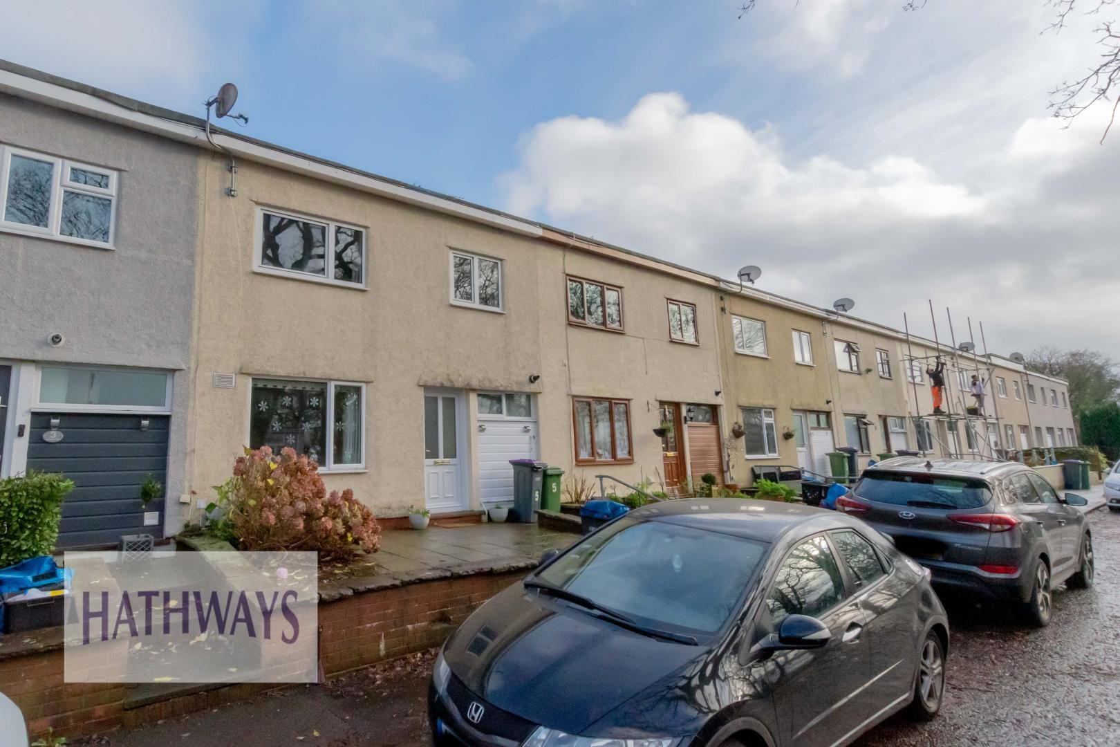 3 bed house for sale in Chepstow Close, NP44
