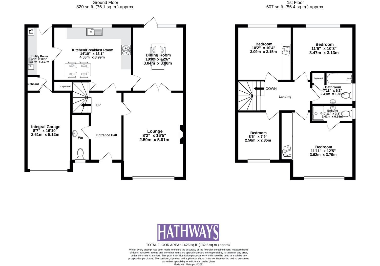 4 bed house for sale in Court Meadow  - Property Image 2