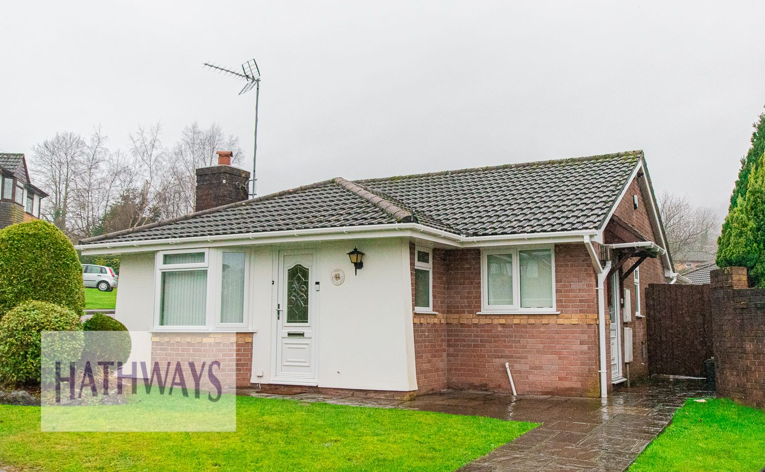 2 bed bungalow to rent in Pant Yr Heol Close, NP44