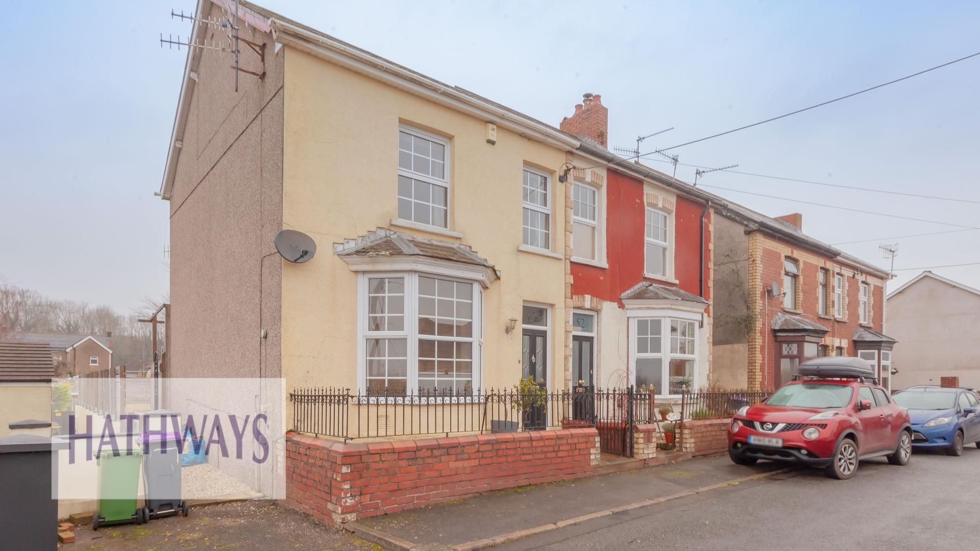 3 bed house for sale in Clarewain, NP4