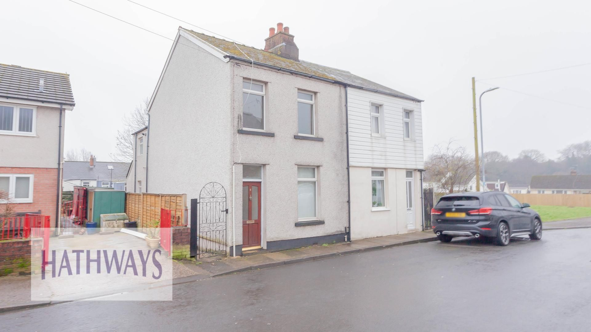 2 bed house for sale in Grosvenor Place, NP4