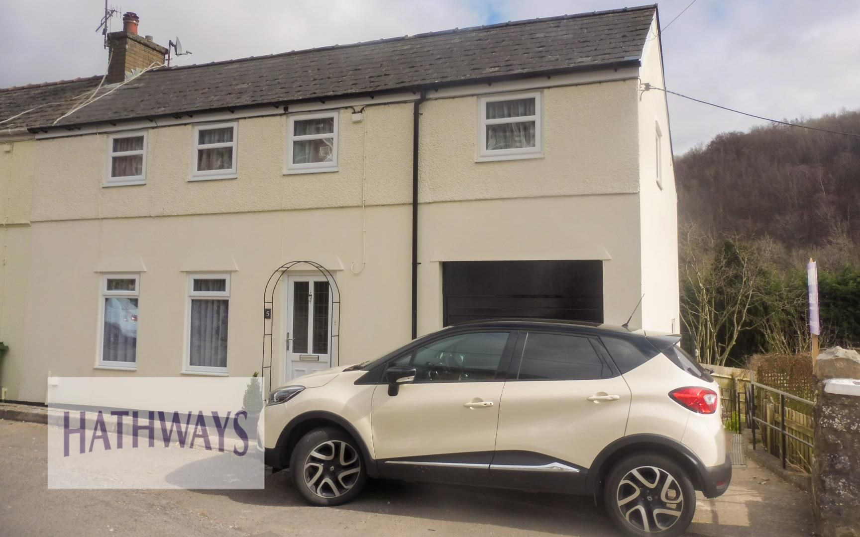 3 bed house for sale in Ffrwd Road, NP4